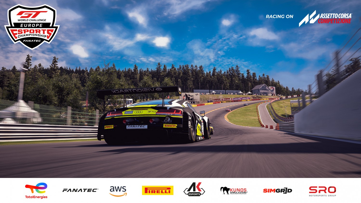 ESPORTS: Ultimate test awaits Assetto Corsa Competizione racers as GT World Challenge Europe Esports gets set for 24 Hours of Spa