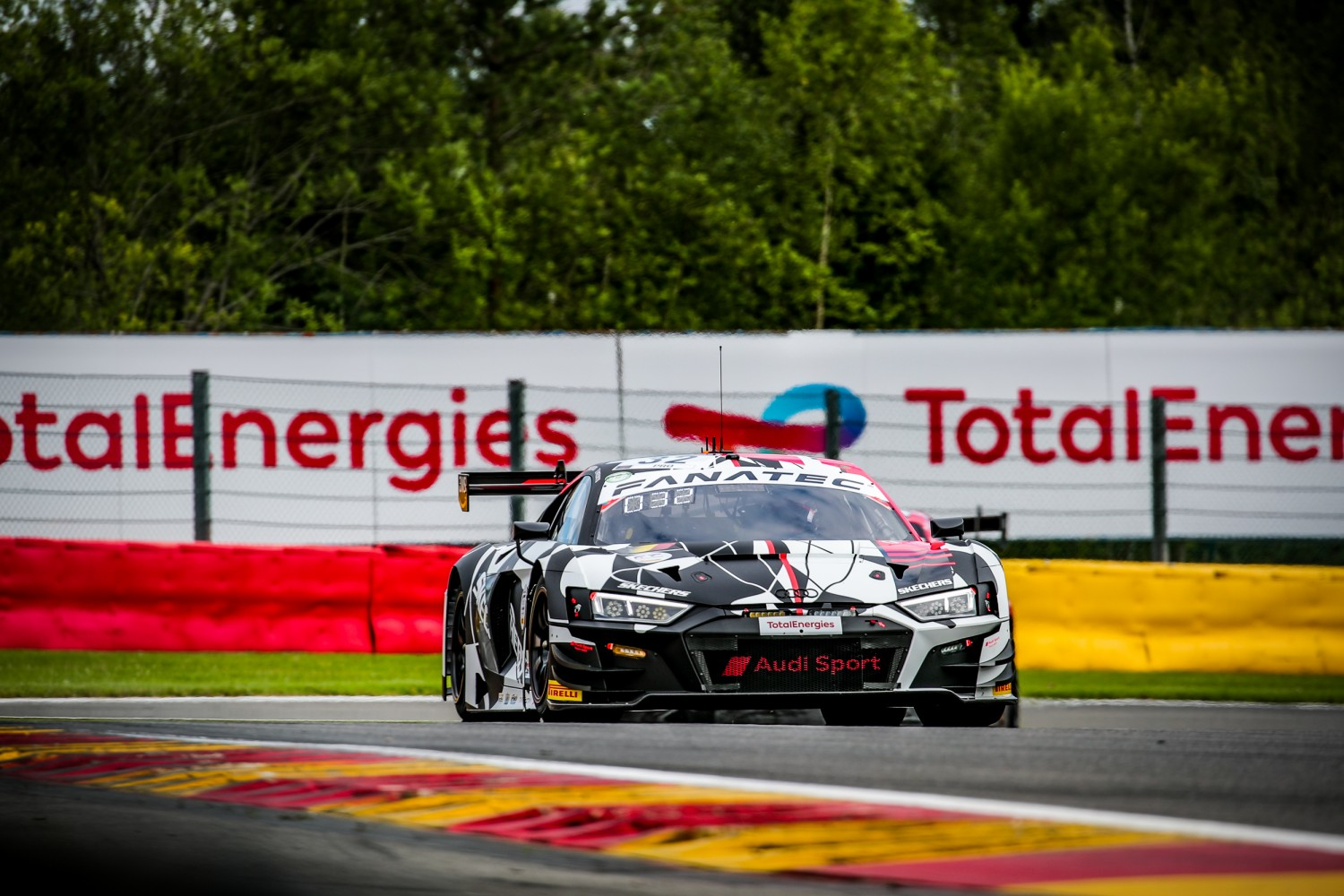 Audi Sport Team WRT tops free practice as 2021 TotalEnergies 24 Hours of Spa comes to life