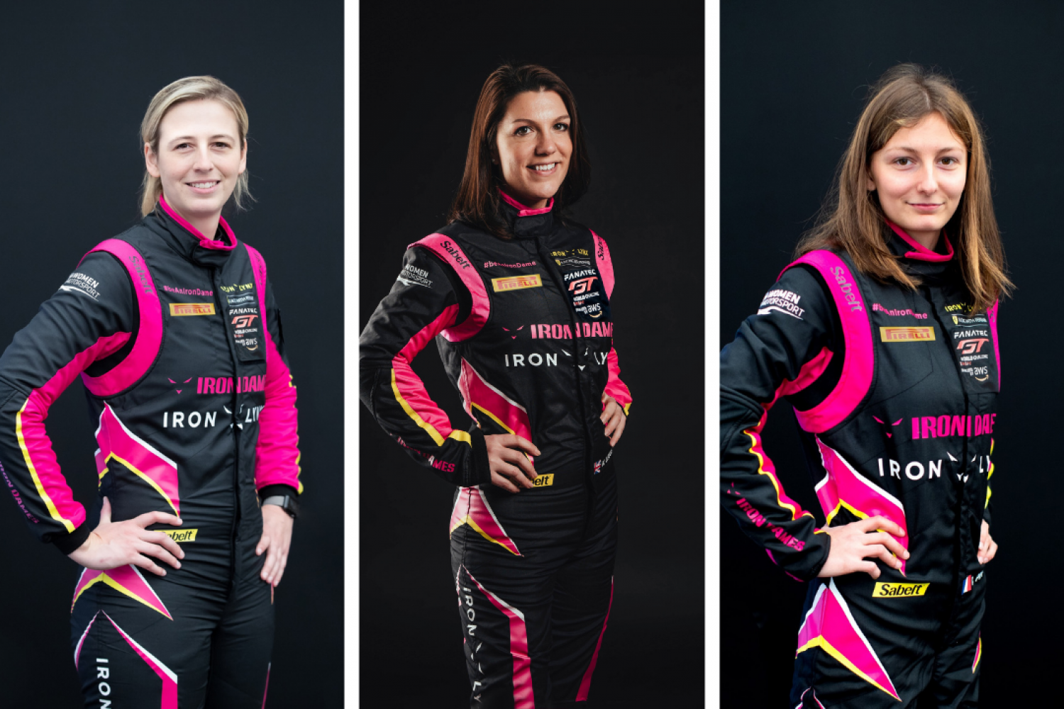 Iron Dames to field first all-female crew at Circuit Paul Ricard 1000km