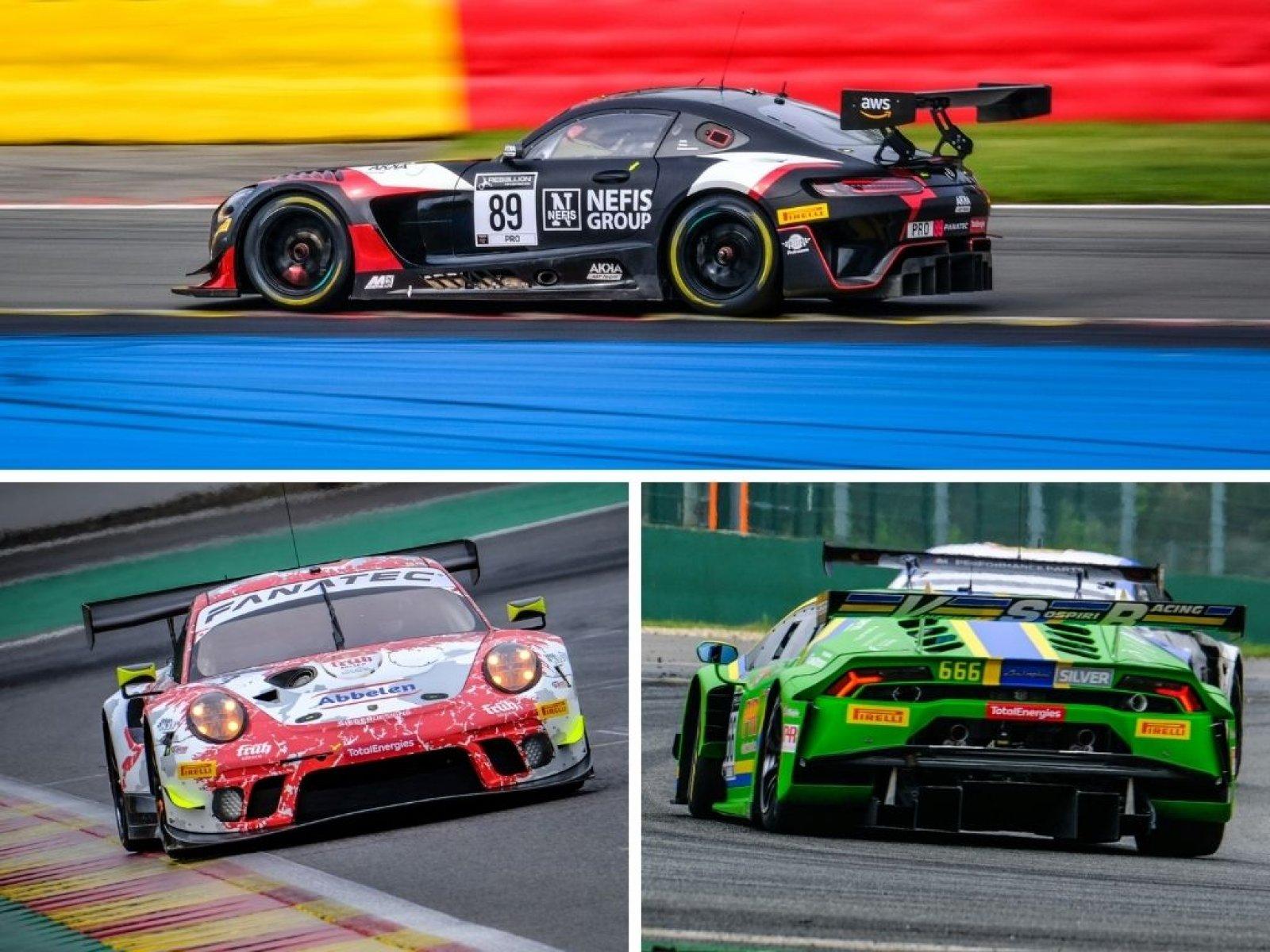 Line-ups confirmed ahead of 2021 TotalEnergies 24 Hours of Spa