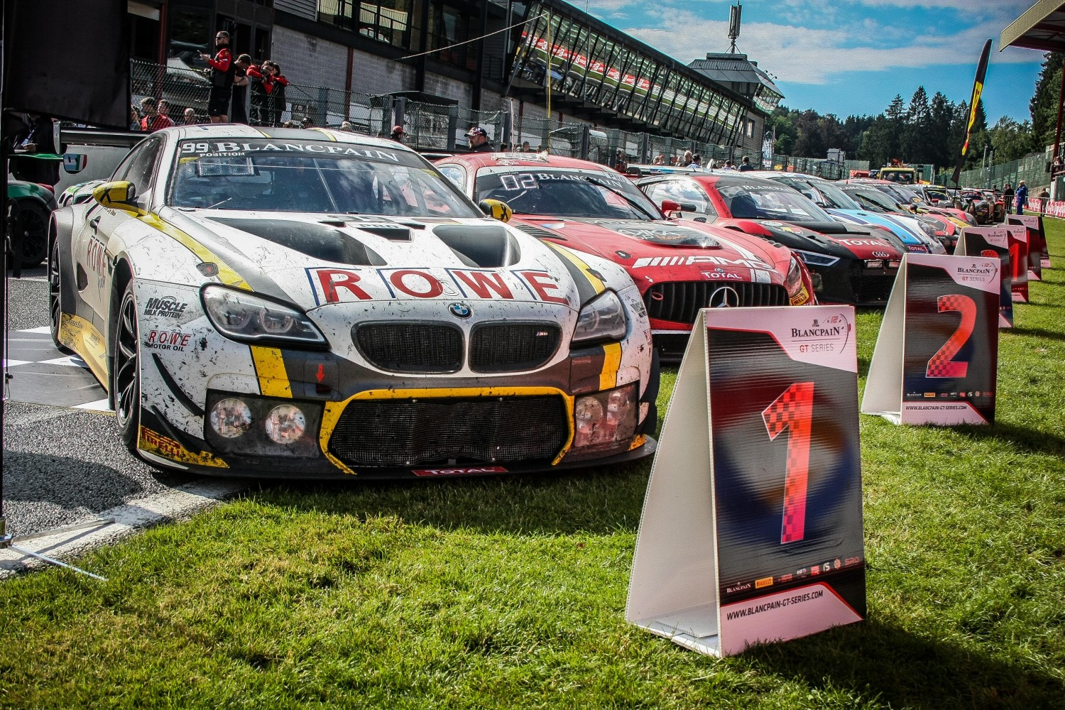 The GT3 Years in Review: 2016