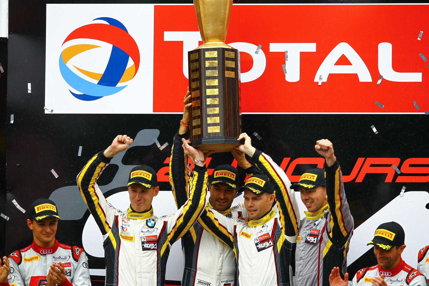 The GT3 Years in Review: 2015