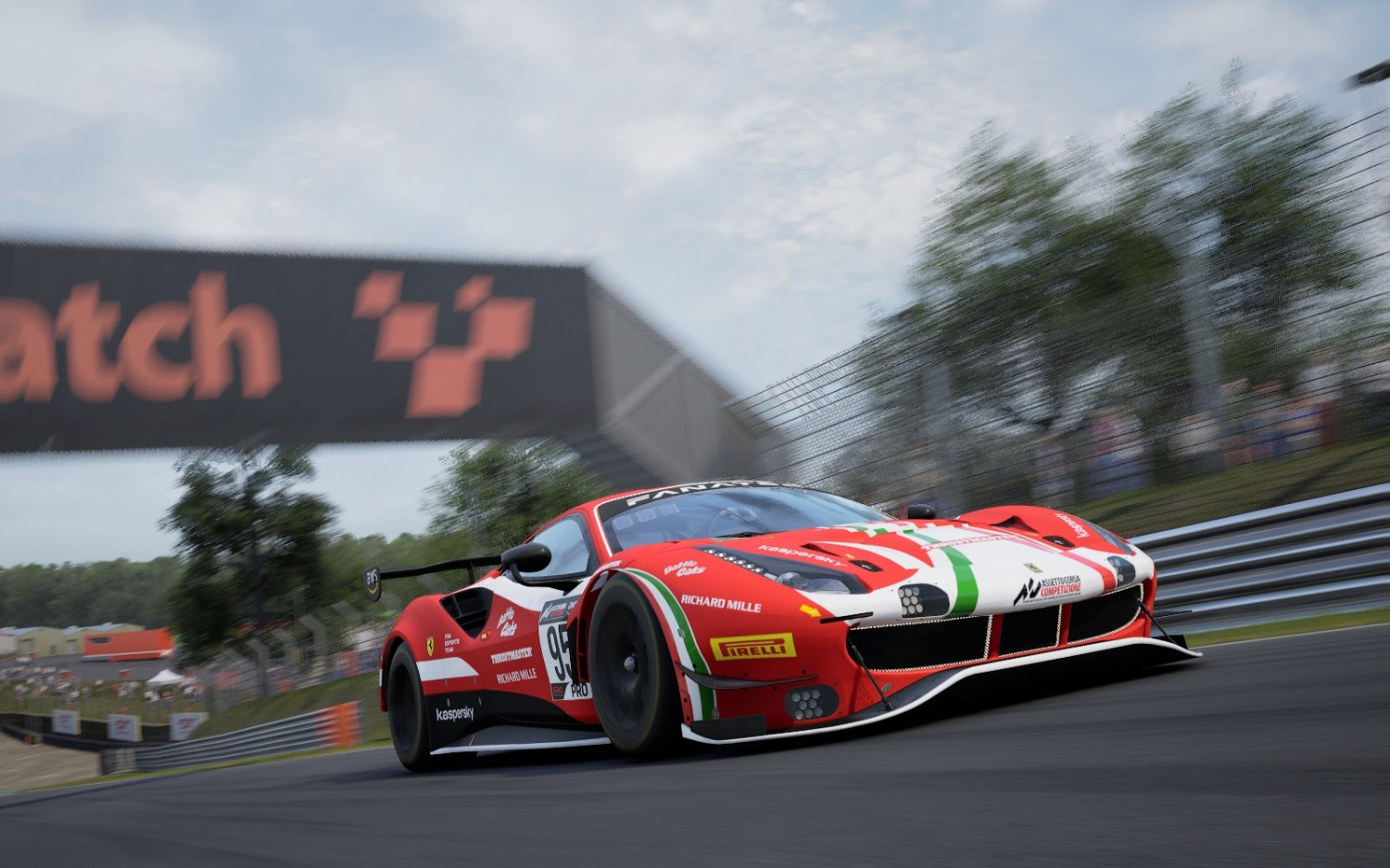 ESPORTS: Tonizza takes commanding championship lead with third win in four Sprint Series races