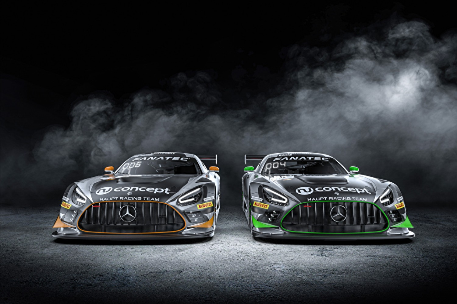 HRT Mercedes-AMG squad confirms endurance cup return for 2021