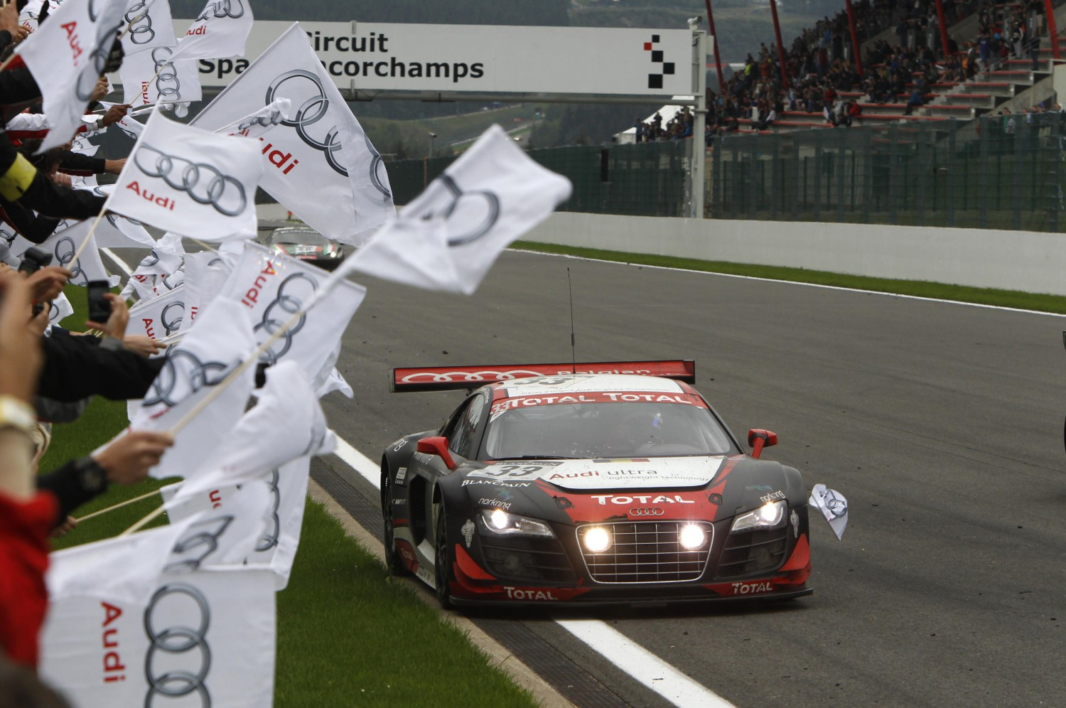 10 Years of GT3 in review: 2011