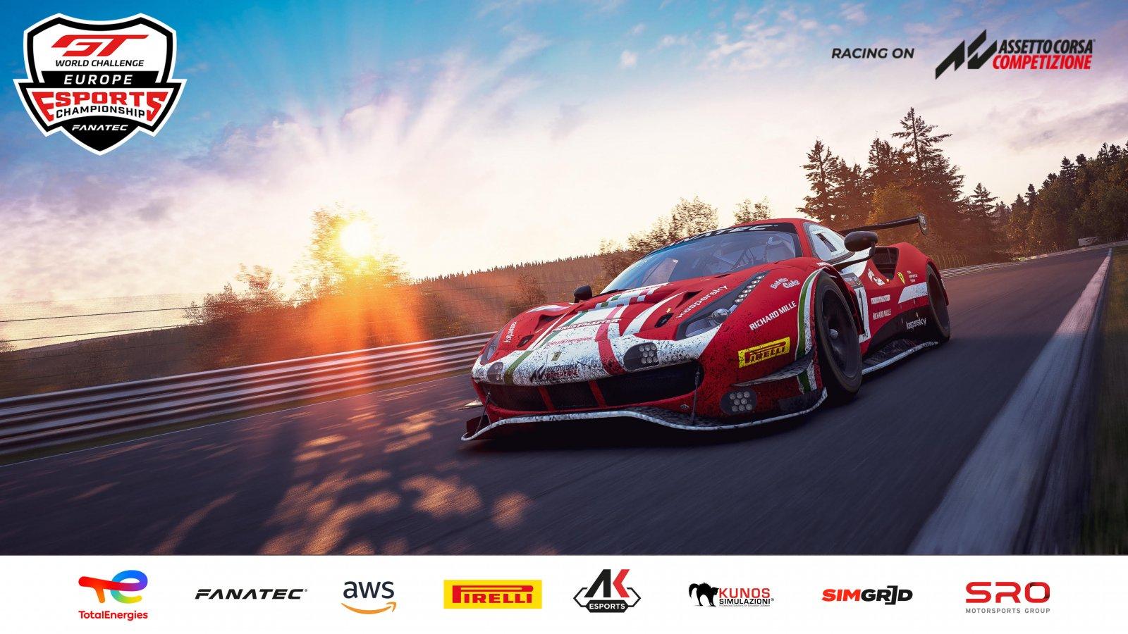 ESPORTS: FDA Esports Team celebrates 24 Hours of Spa victory thanks to ultra-professional performance from Ferrari crew