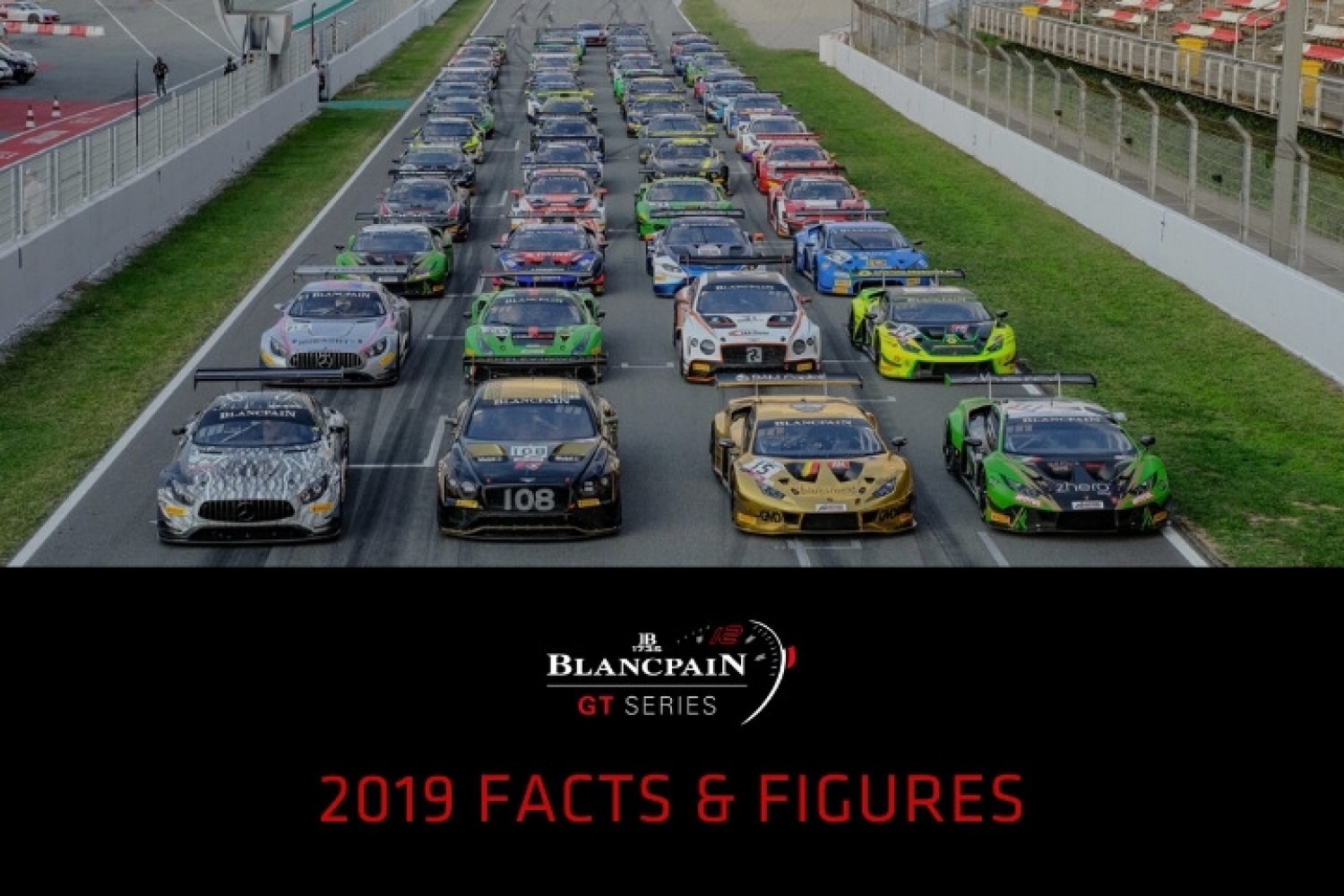 The statistics that defined the 2019 Blancpain GT Series Endurance Cup