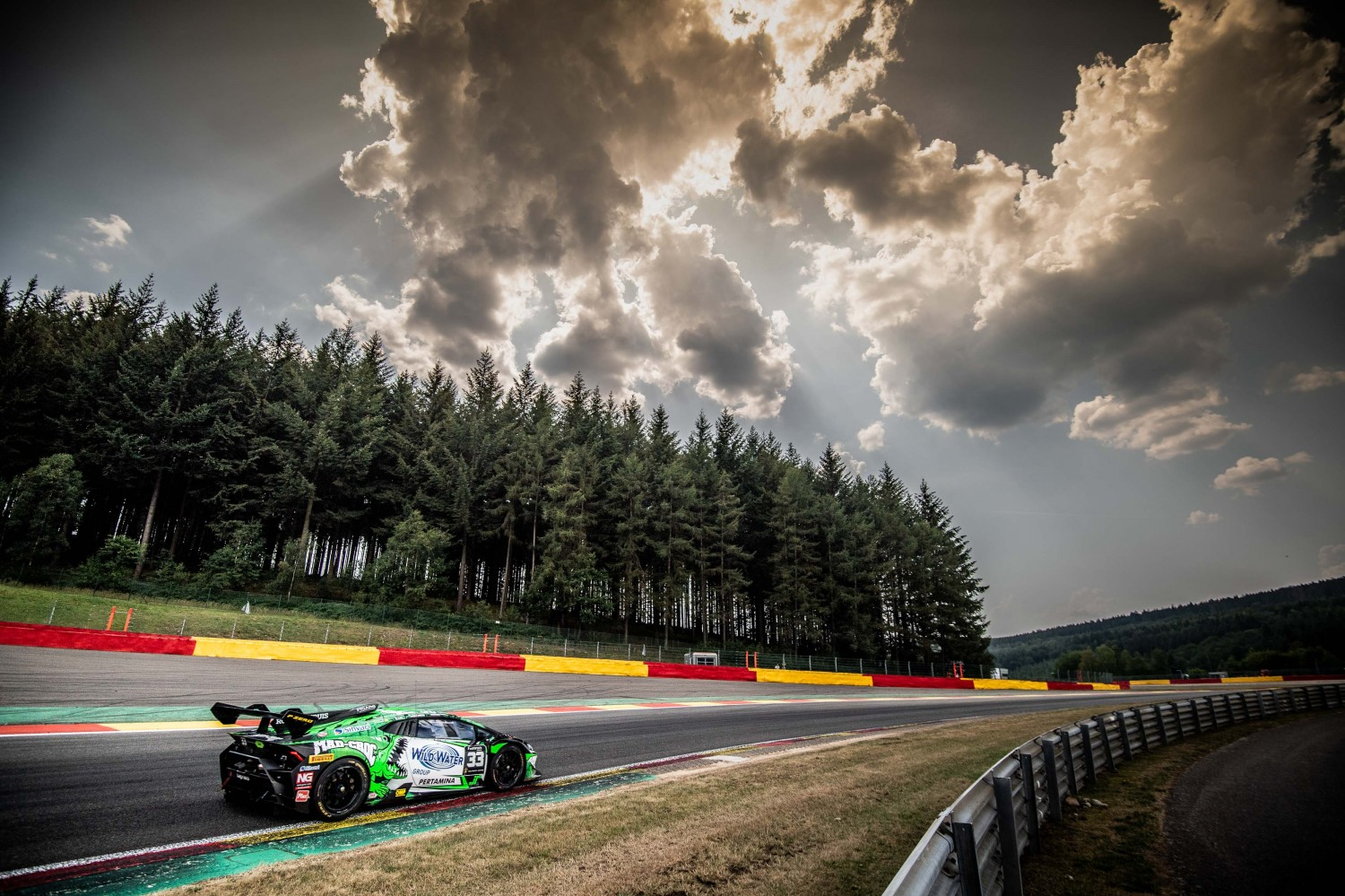Lamborghini Super Trofeo extends support deal with GT World Challenge Europe