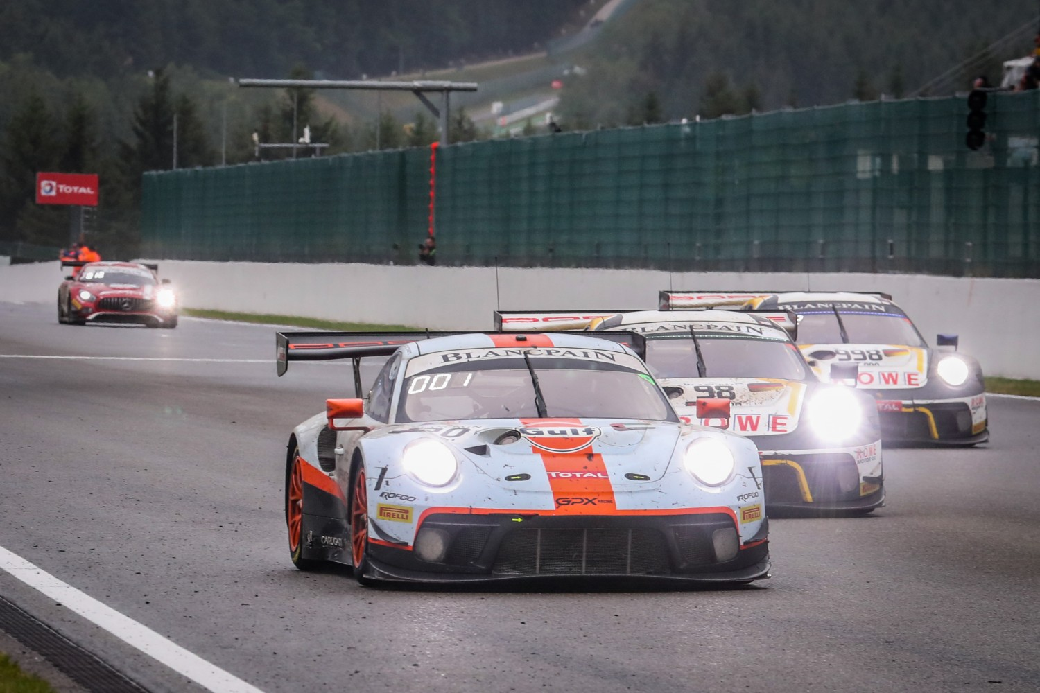 Porsche firms up plans to defend Total 24 Hours of Spa victory in 2020