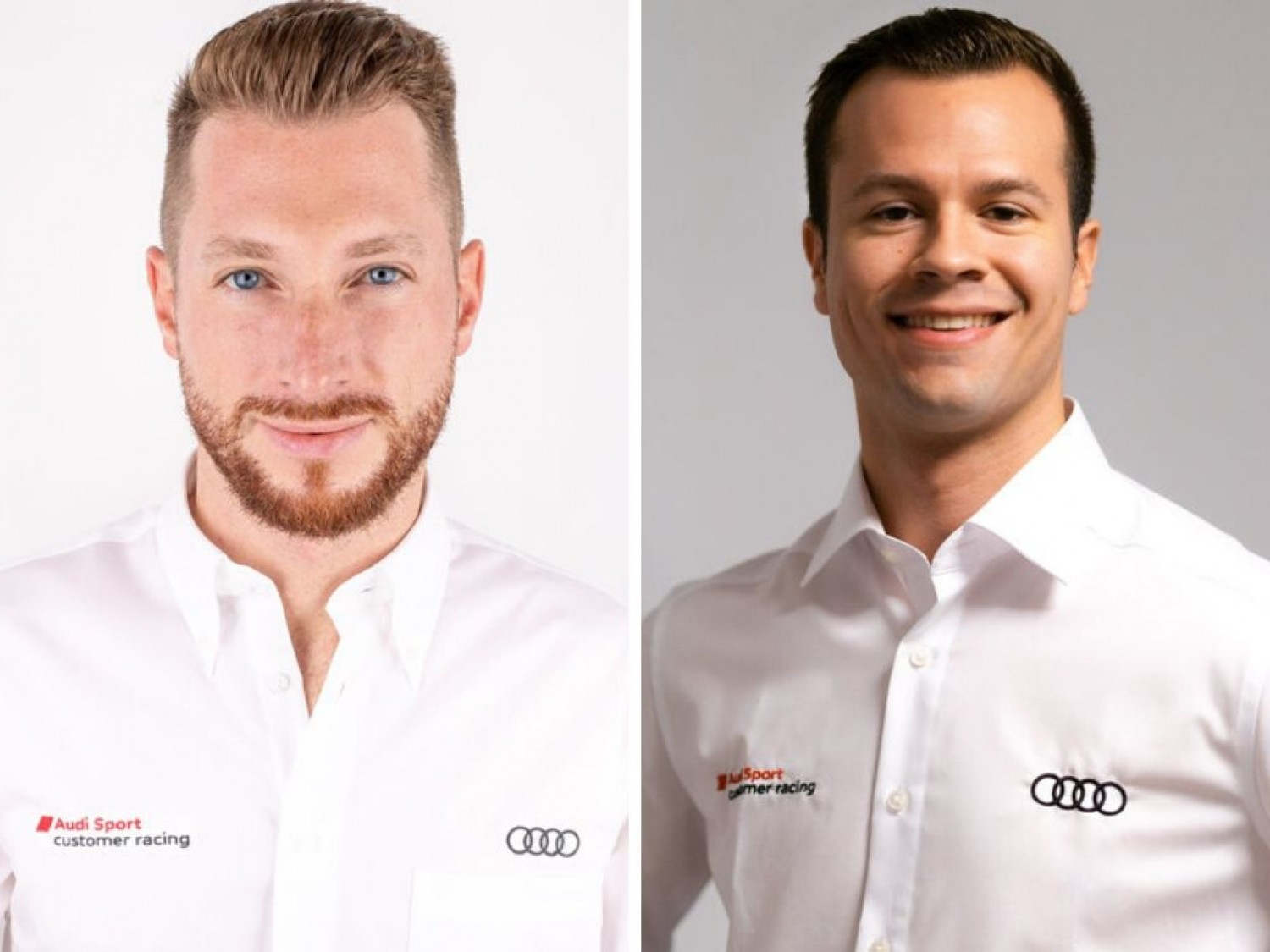 Bortolotti and Niederhauser join expanded Audi Sport GT line-up for 2020