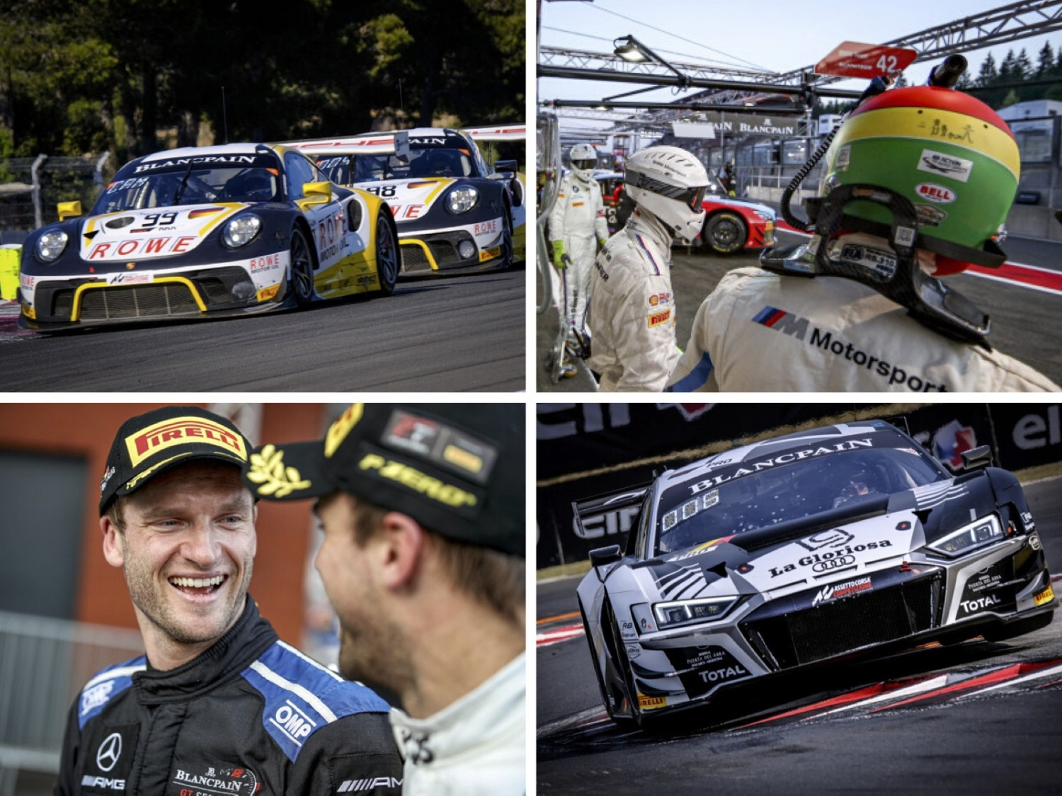 Elite drivers set for FIA GT World Cup showdown in Macau