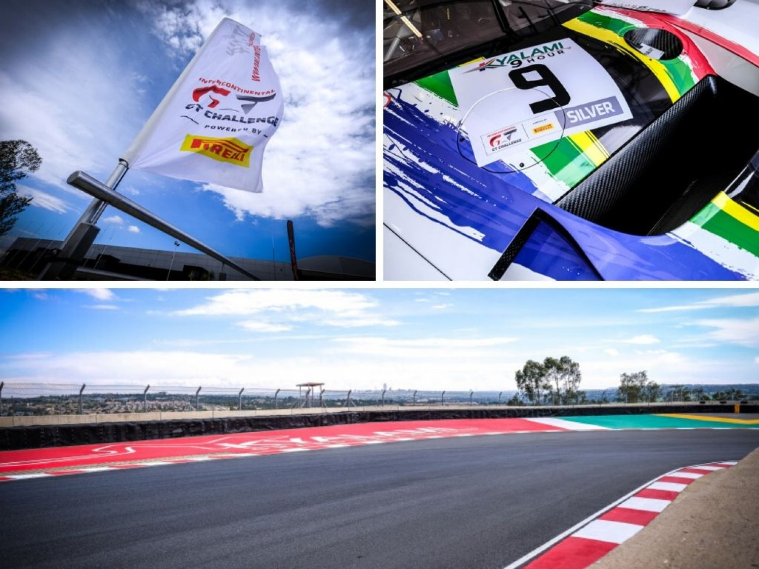 Intercontinental GT Challenge season set for spectacular finale at revived Kyalami 9 Hour
