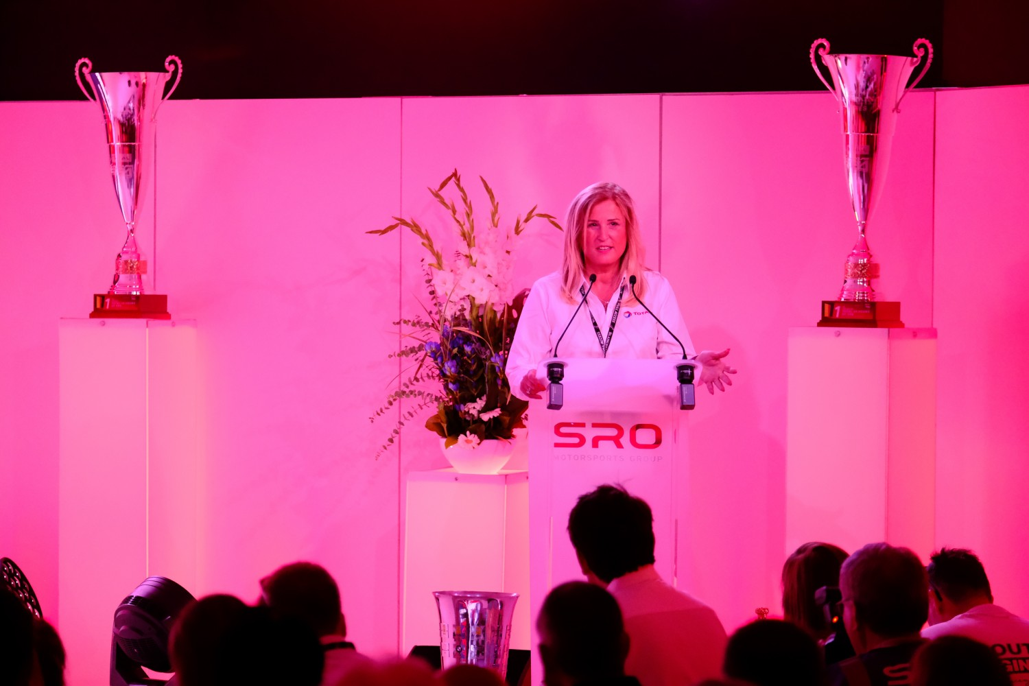 "Bernadette Spinoy, Total Belgium: ""A competitive fuel is a special recipe"""