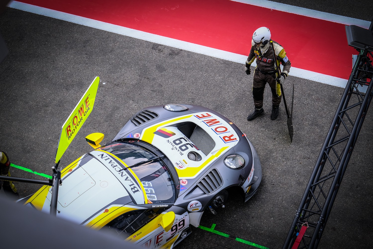 ROWE confirms line-up for 2020 Endurance Cup assault