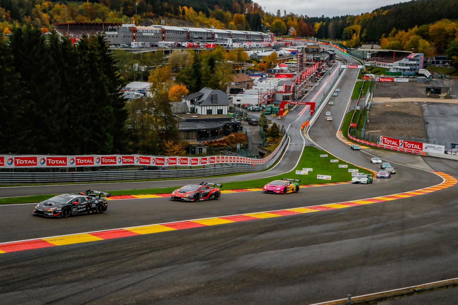 2021 Lamborghini Super Trofeo Europe calendar to feature five GT World Challenge Europe Powered by AWS support events
