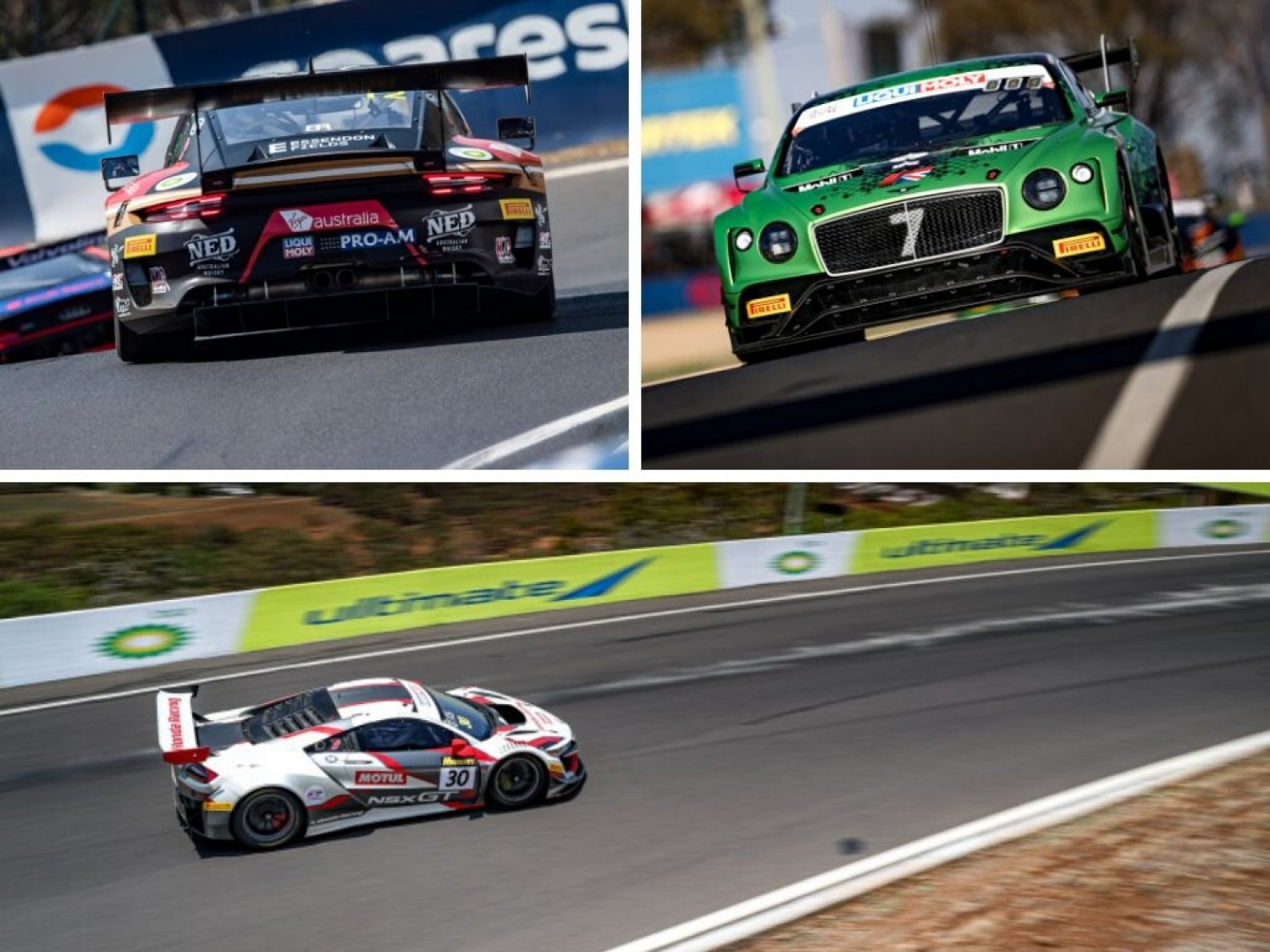 Leading Spa contenders to face off at Bathurst 12 Hour