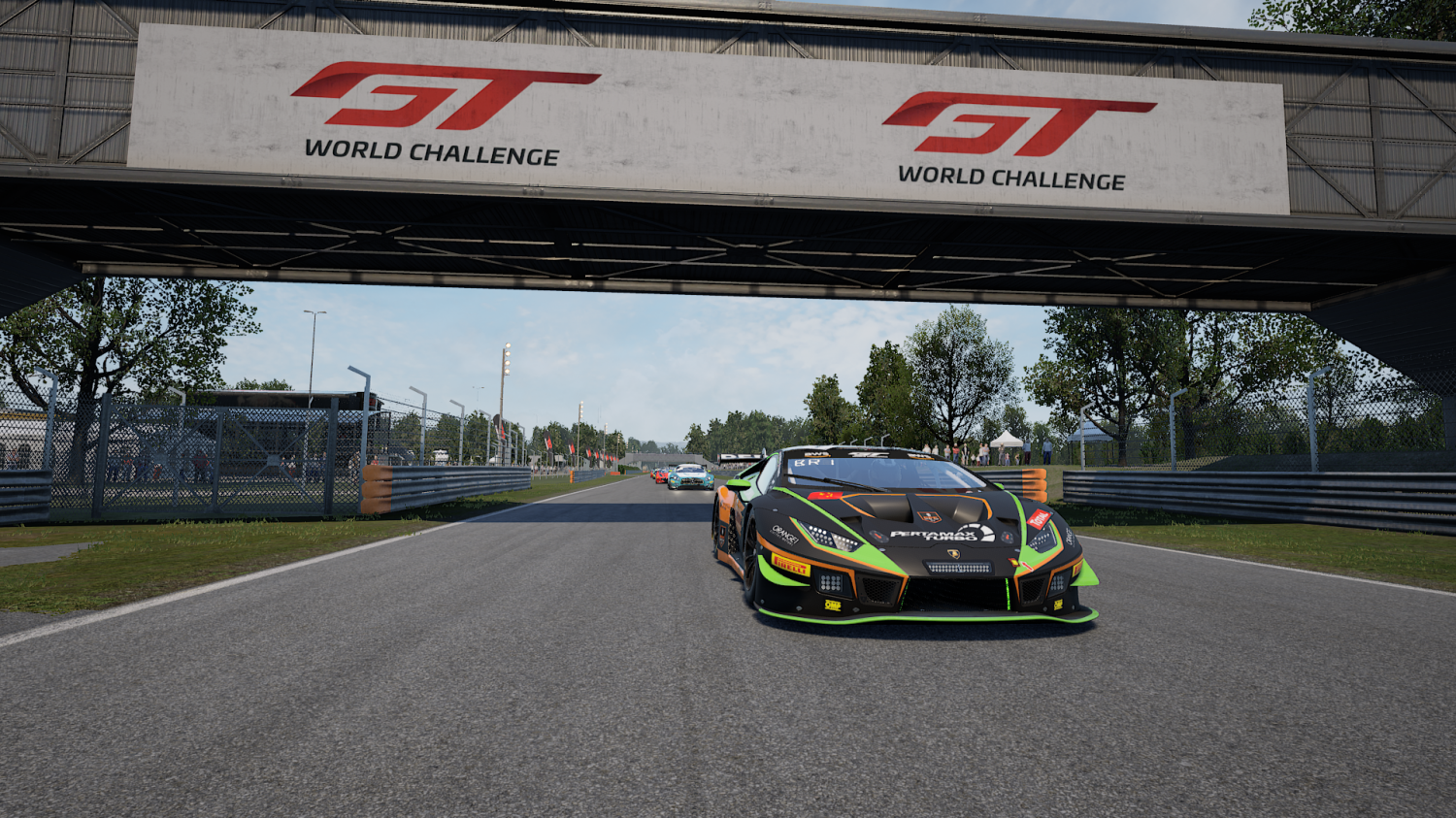 FFF Racing launches digital team to contest SRO E-Sport GT Series