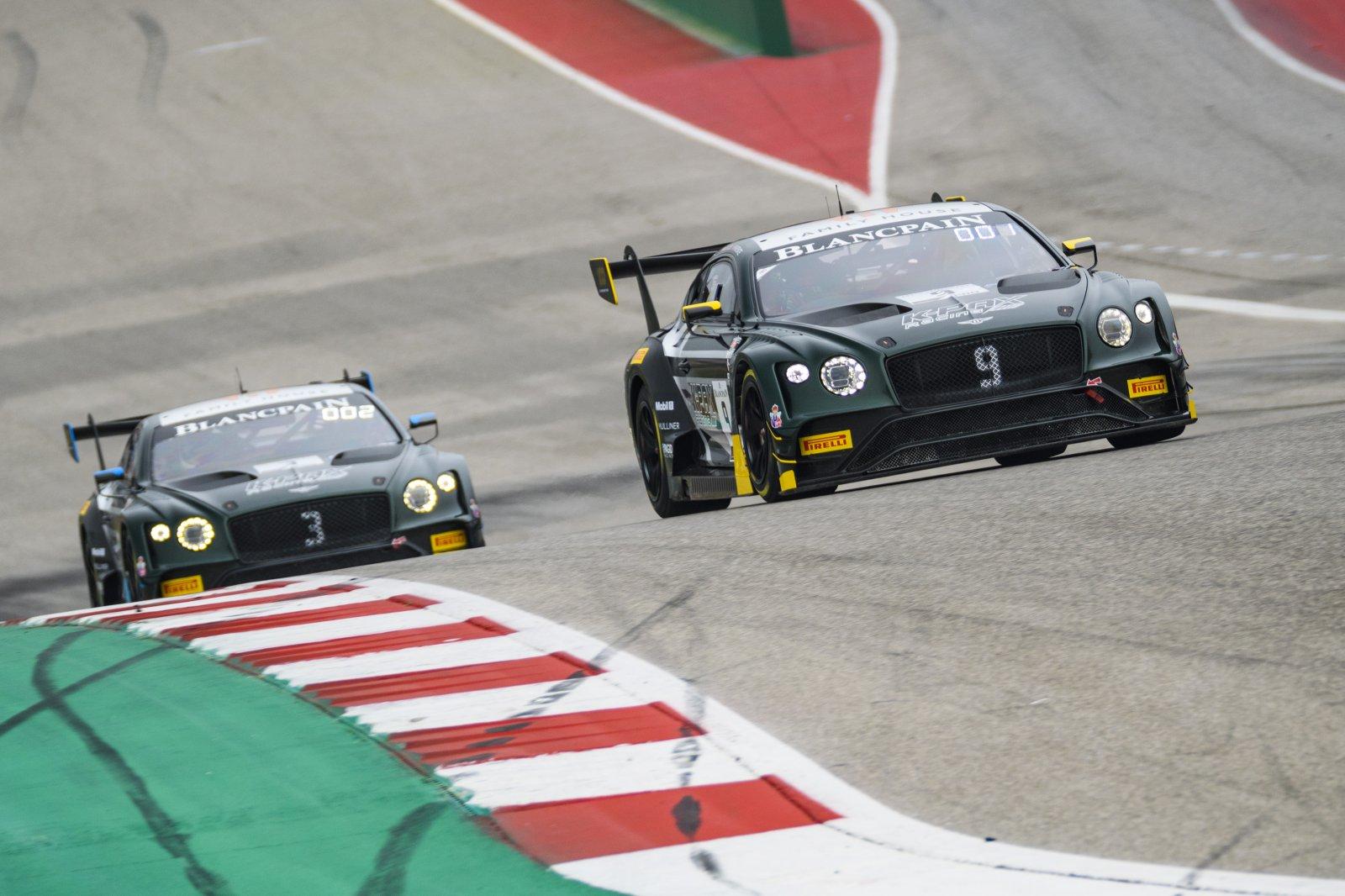 K-PAX Racing launches 2020 GT World Challenge Europe assault with Bentley