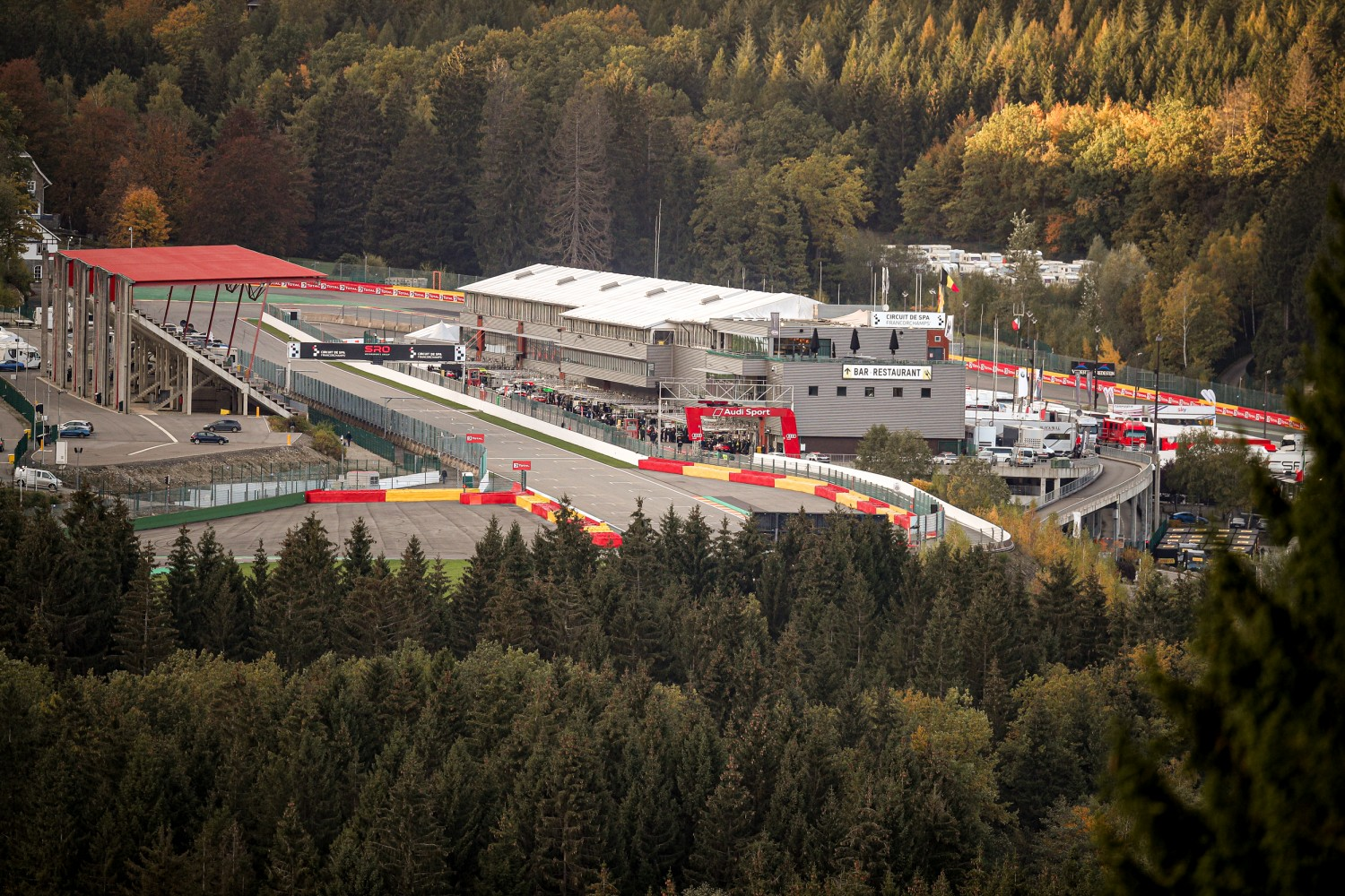 Total 24 Hours of Spa start time delayed by 30 minutes to 16.00 CEST