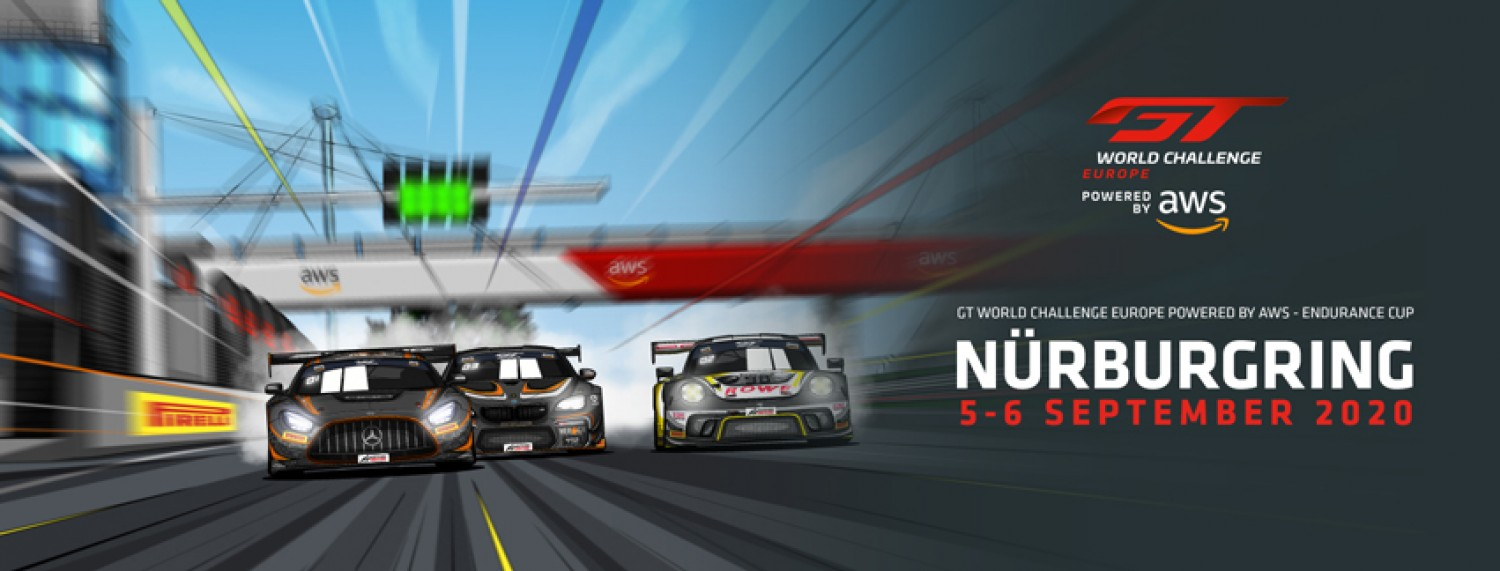 GT World Challenge Europe Powered by AWS set for six-hour showdown at the Nürburgring