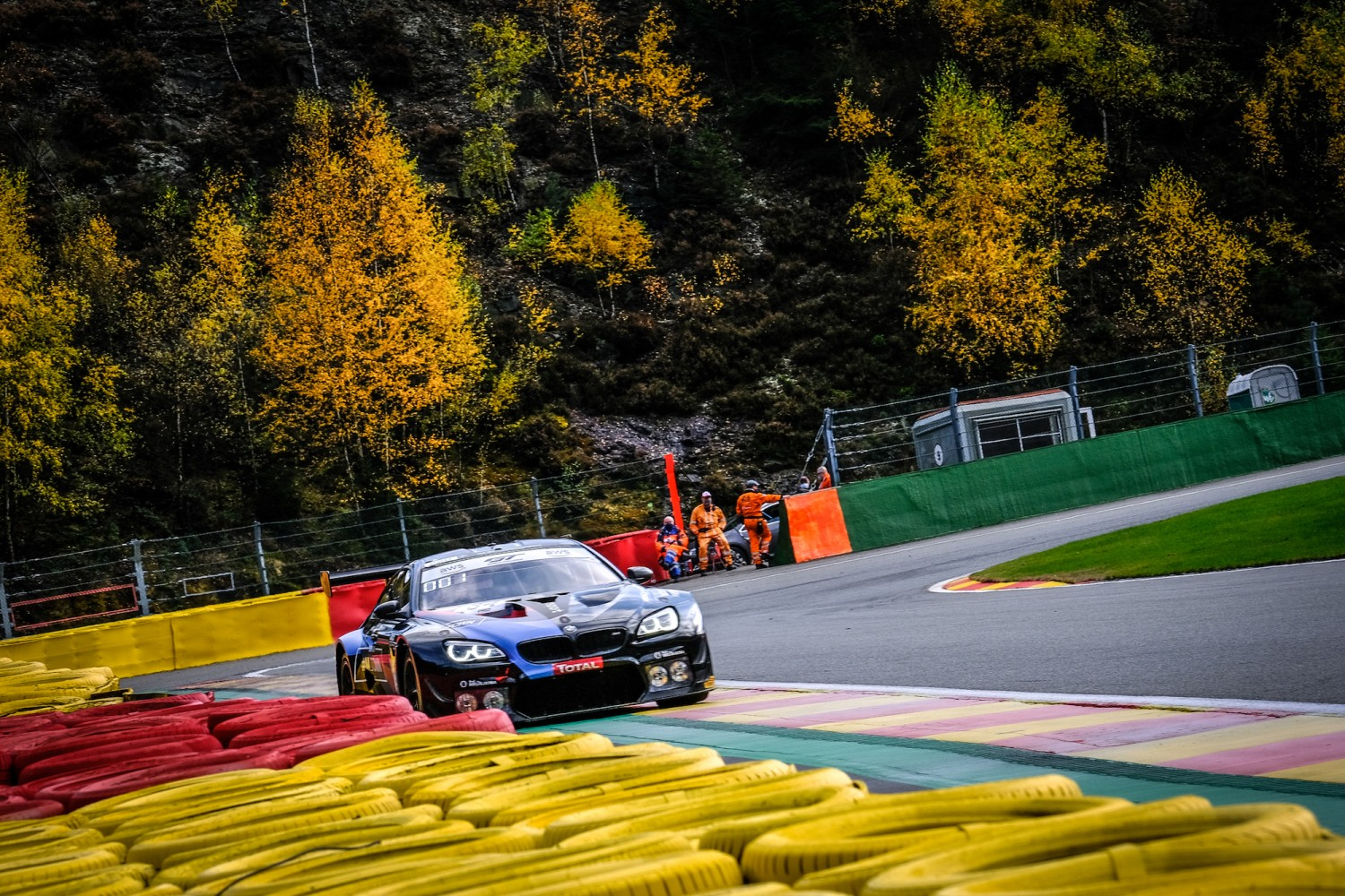 Walkenhorst BMW hits the front as Catsburg paces pre-qualifying