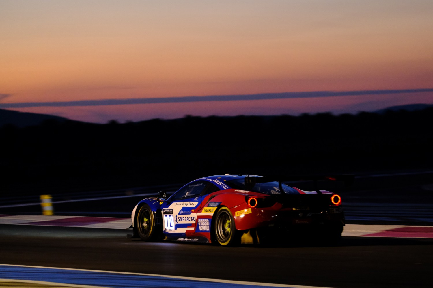 SMP Racing defeats AF Corse to secure Ferrari one-two in Circuit Paul Ricard 1000km qualifying