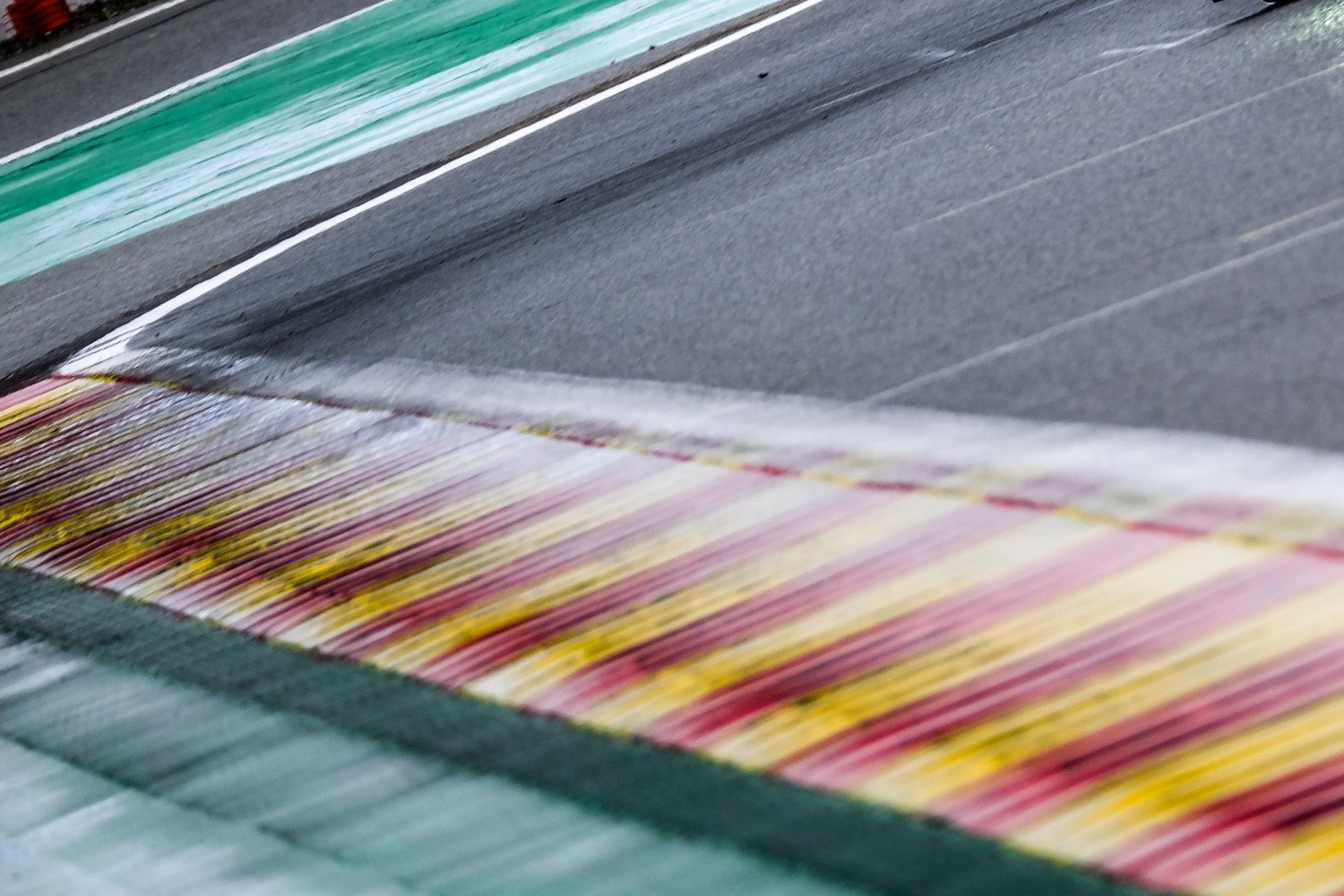 Track limits defined ahead of 2020 Total 24 Hours of Spa
