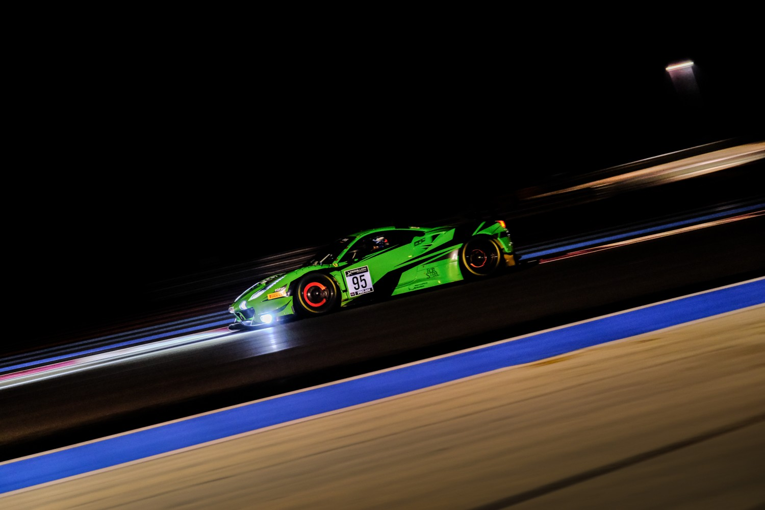 Bronze Test kicks off GT World Challenge Europe Powered by AWS finale at Circuit Paul Ricard