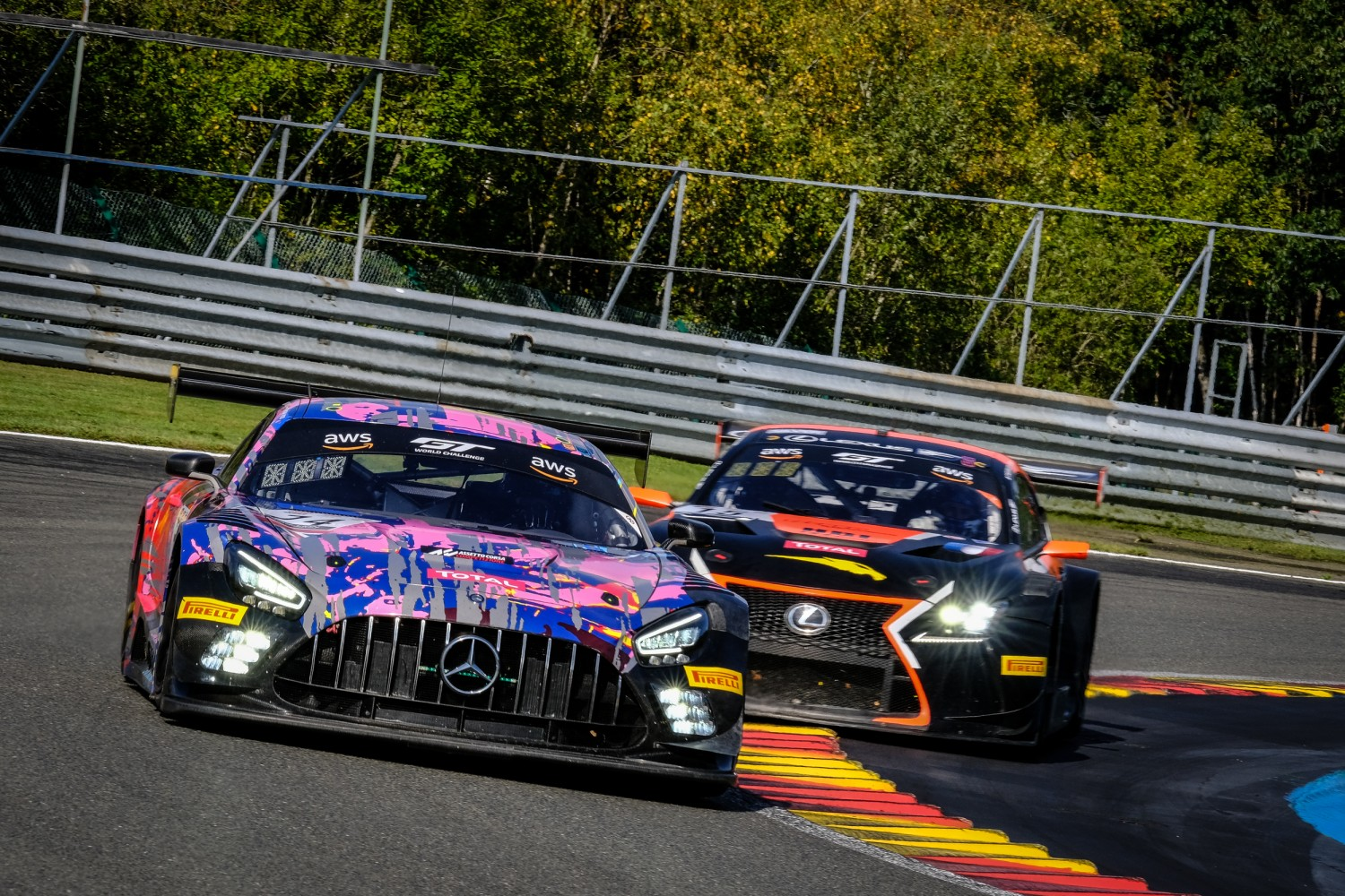 Class glory up for grabs at 2020 Total 24 Hours of Spa