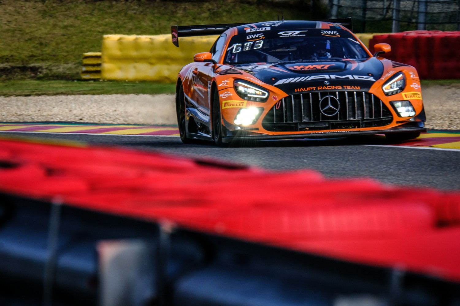 Mercedes-AMG with strong line-up for Total 24 Hours of Spa