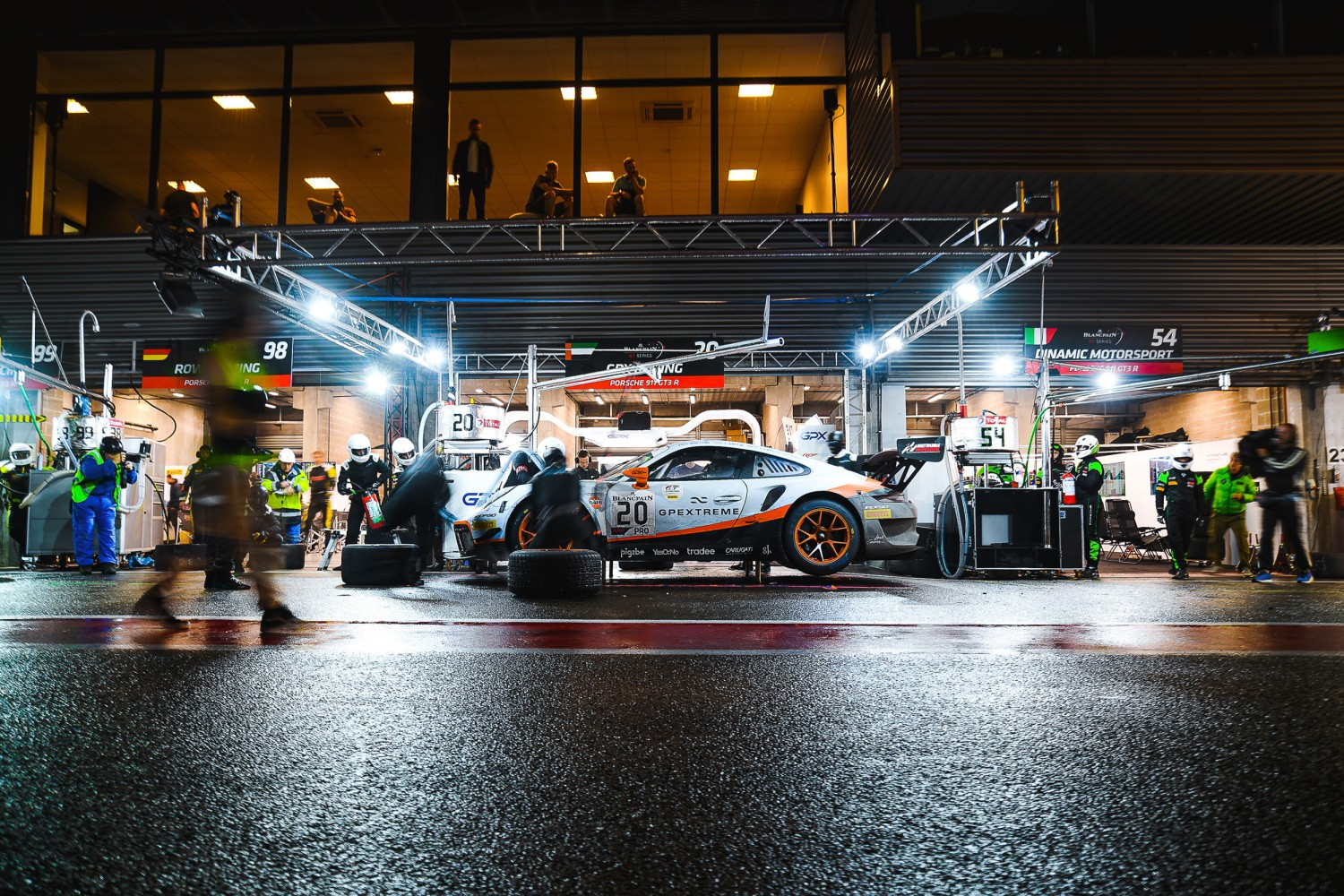 Total 24 Hours of Spa winner GPX confirms expanded Endurance Cup programme with Porsche