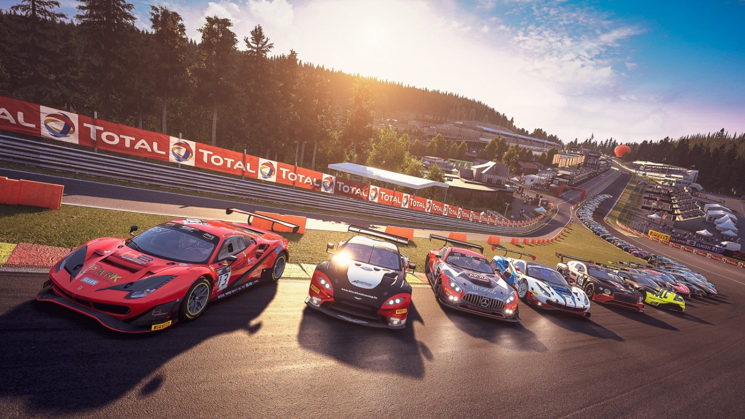 SRO E-Sport GT Series set for all-action Ardennes contest at Spa-Francorchamps