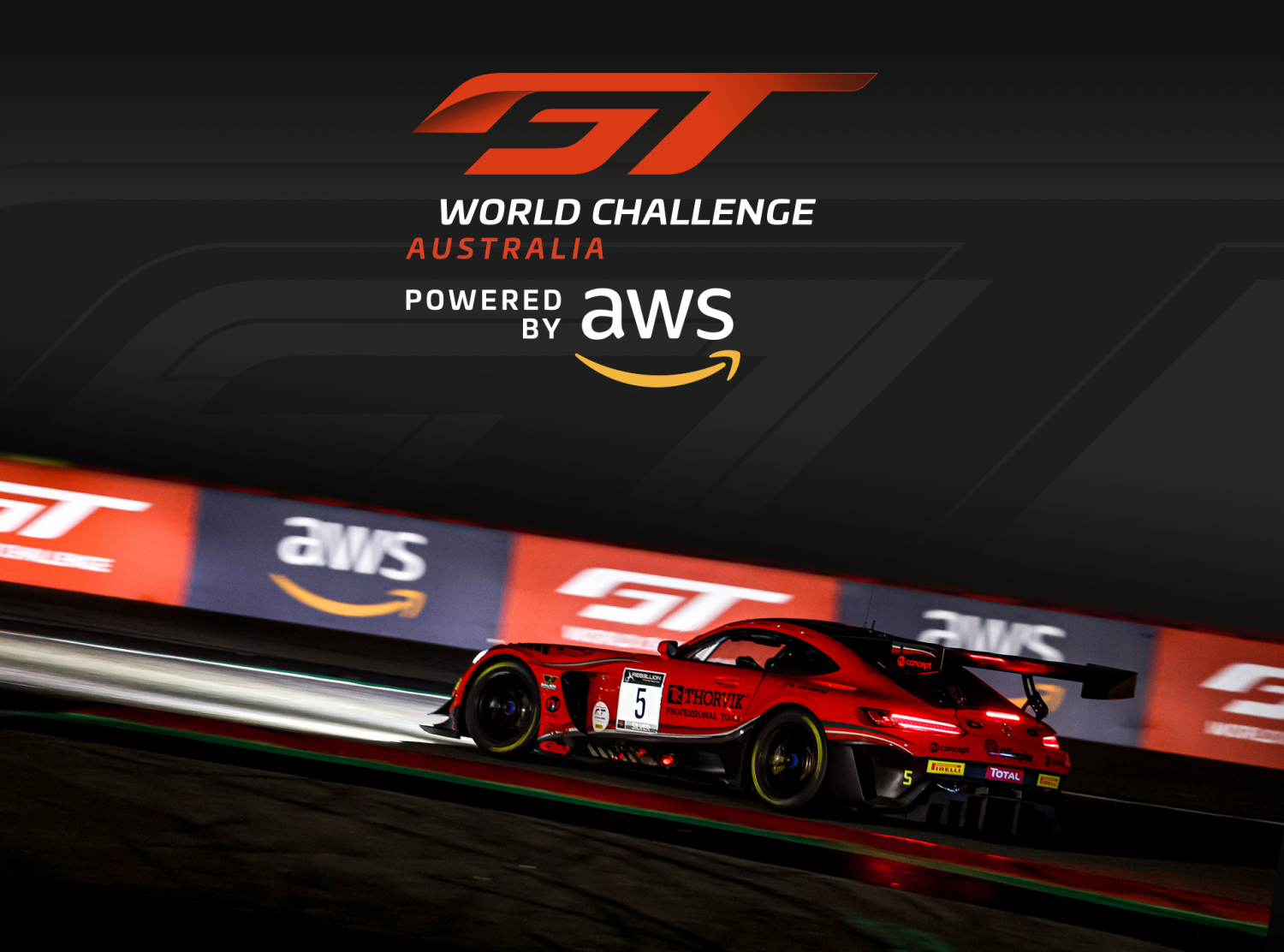 SRO and ARG confirm key details for new-look GT World Challenge Australia Powered by AWS