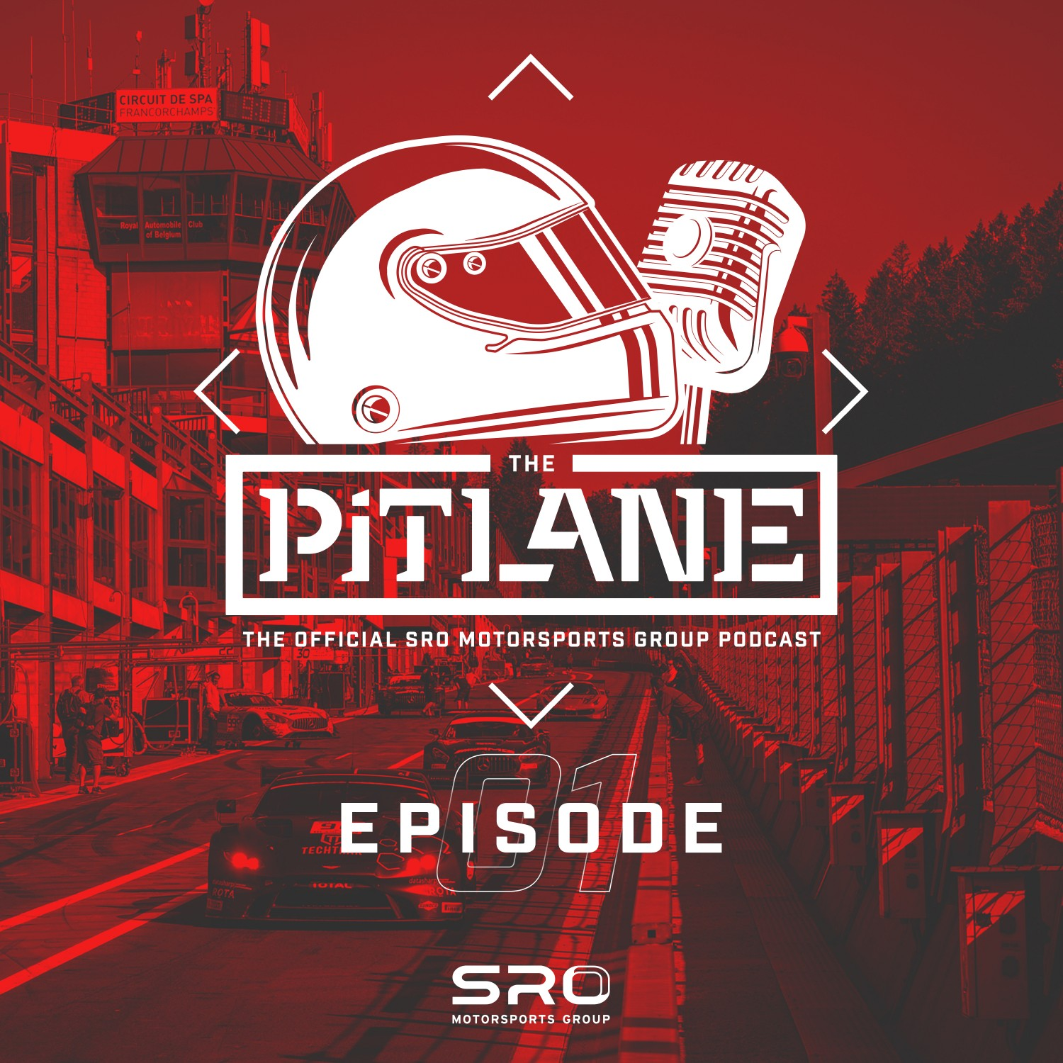 SRO Motorsports Group adds new depth to global racing coverage with The Pitlane podcast