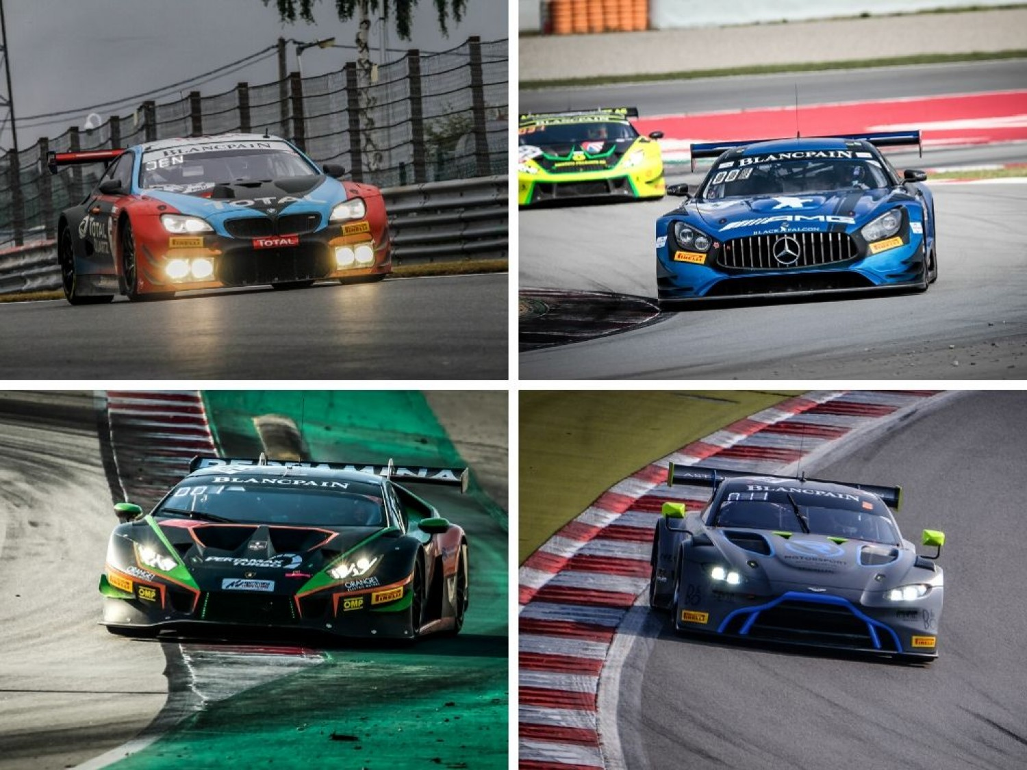 GT World Challenge Europe stars prepare to tackle the Mountain at Bathurst 12 Hour