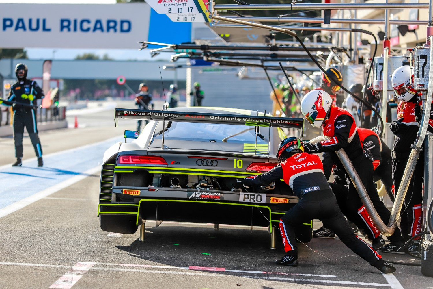 GT World Challenge Europe Powered by AWS ready to launch 2020 season with two-day Circuit Paul Ricard test