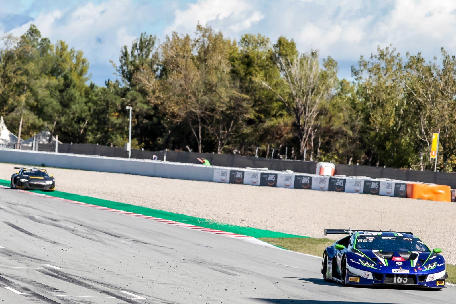 #163 Emil Frey Racing and #4 HRT Mercedes-AMG receive Barcelona race 2 penalties