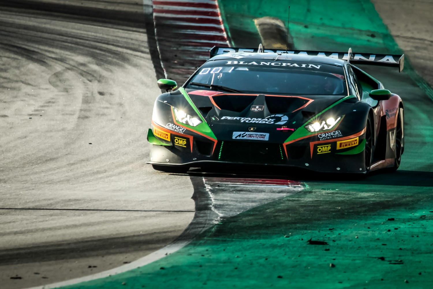 Orange1 FFF Racing confirms Endurance Cup title defence with Lamborghini