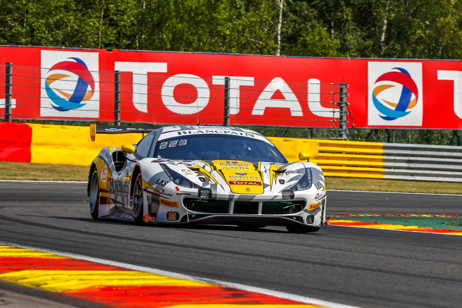 HubAuto Racing confirms Kobayashi/Blomqvist/Gomes for Total 24 Hours of Spa assault