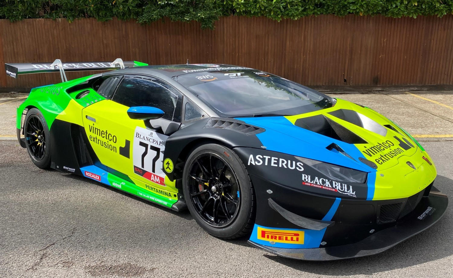 Barwell Lamborghini makes Pro-Am switch for 2020 Total 24 Hours of Spa assault