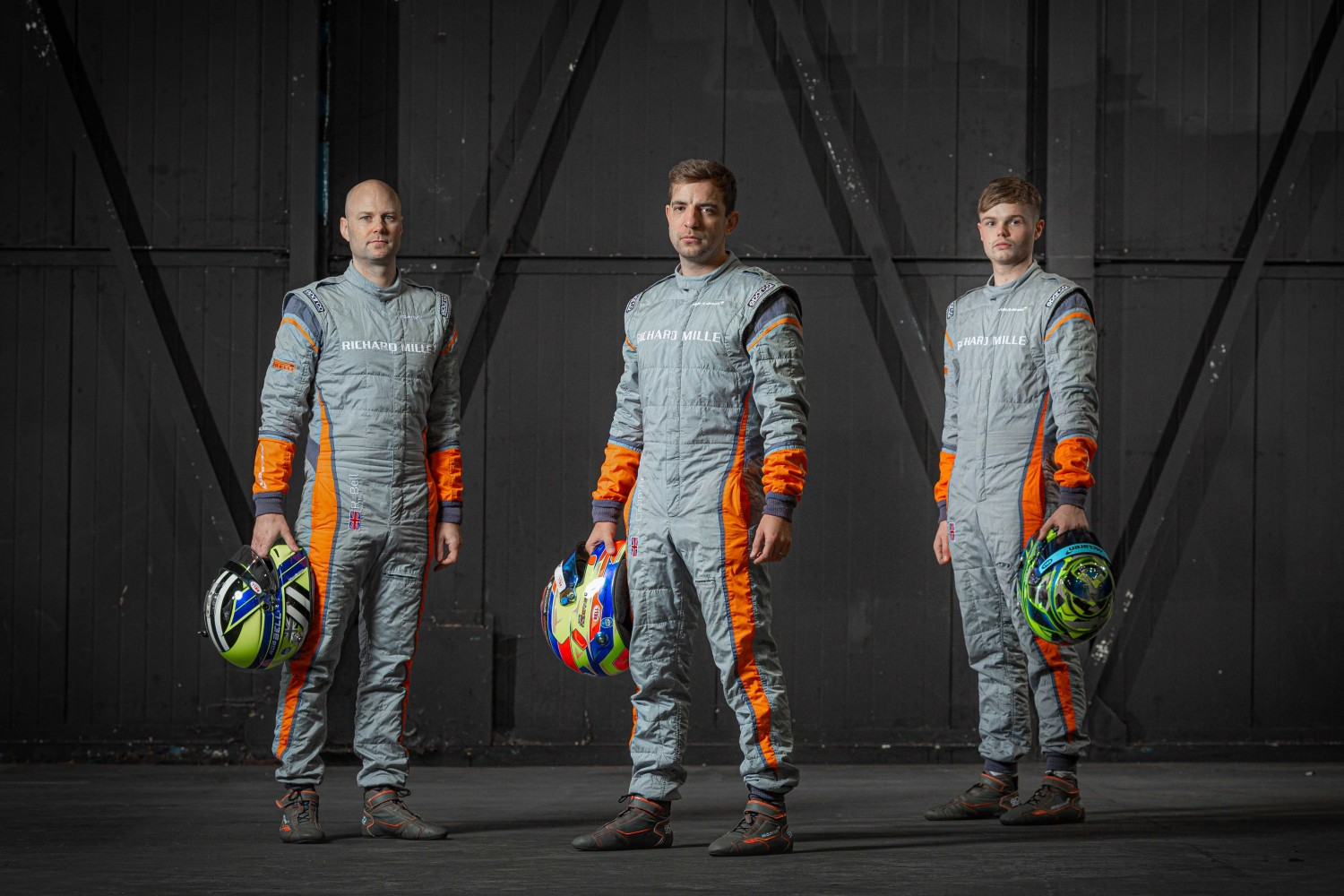 Optimum Motorsport unveil all-Pro McLaren line-up for GT World Challenge Europe Endurance Cup