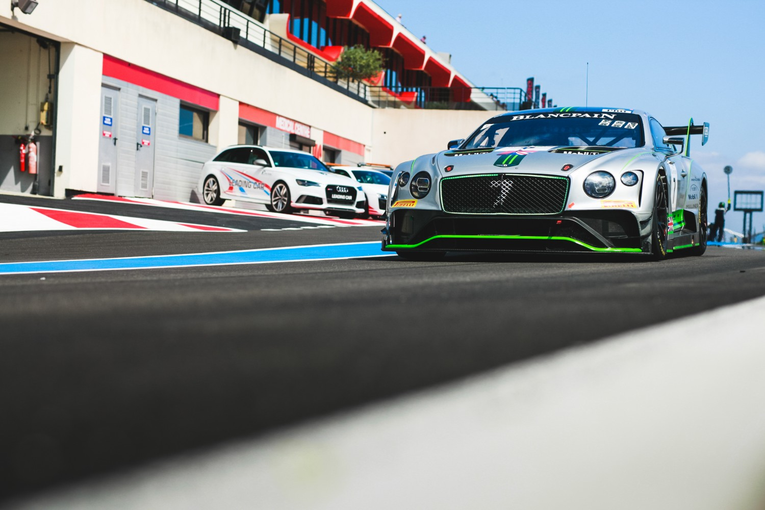 #7 Bentley Team M-Sport GBR Bentley Continental GT3 - Jordan Pepper ZAF Jules Gounon FRA Steven Kane GBR, Pre-Qualifying Session  | SRO / Patrick Hecq Photography
