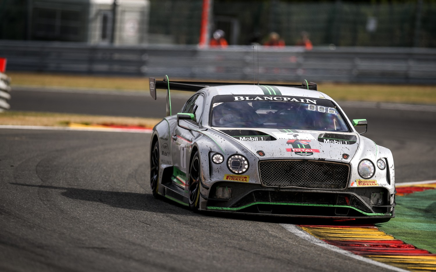 #7 Bentley Team M-Sport GBR Bentley Continental GT3 - - - Jordan Pepper ZAF Steven Kane GBR Jules Gounon FRA, Race  | SRO /  Kevin Pecks
