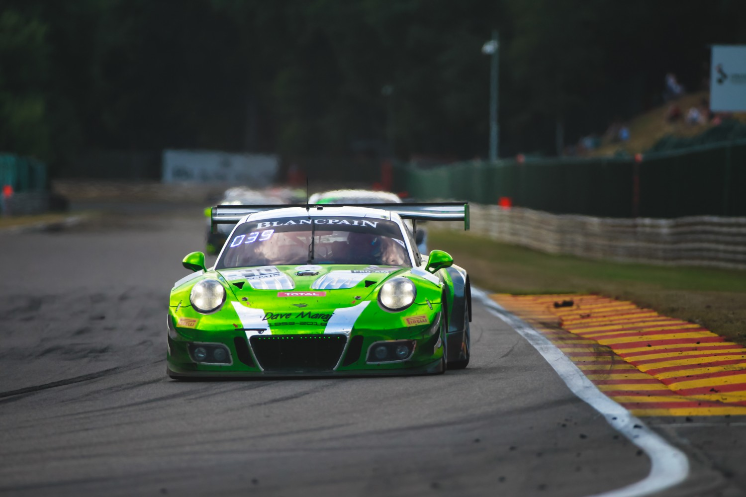 #540 Black Swan Racing USA Porsche 911 GT3 R Pro-Am Cup Tim Pappas USA Jeroen Bleekemolen NDL Marc Lieb DEU Marc Miller USA, Race  | SRO / Patrick Hecq Photography