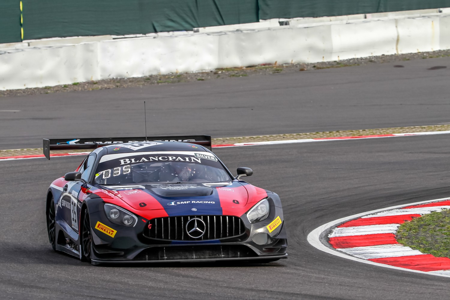 #35 SMP Racing by Akka ASP RUS Mercedes-AMG GT3 Silver Cup Vladimir Atoev RUS Alexey Korneev RUS  | SRO / Patrick Hecq Photography