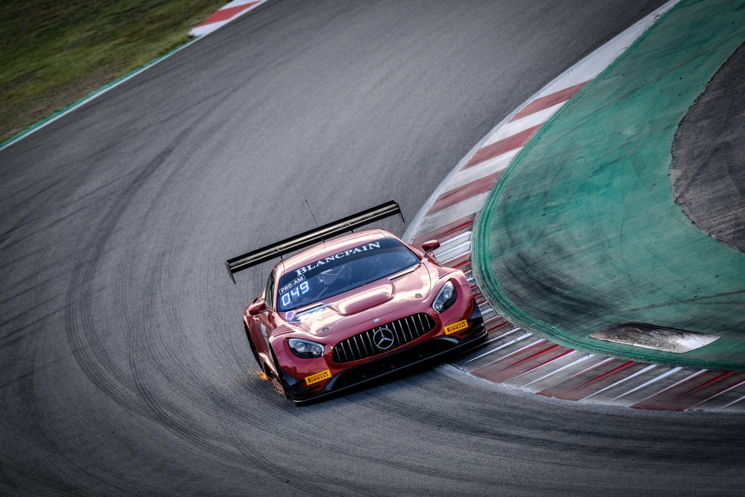 #49 Ram Racing GBR Mercedes-AMG GT3 Pro-Am Cup Remon Vos NDL - - Tom Onslow-Cole GBR, Qualifying  | SRO / Dirk Bogaerts Photography