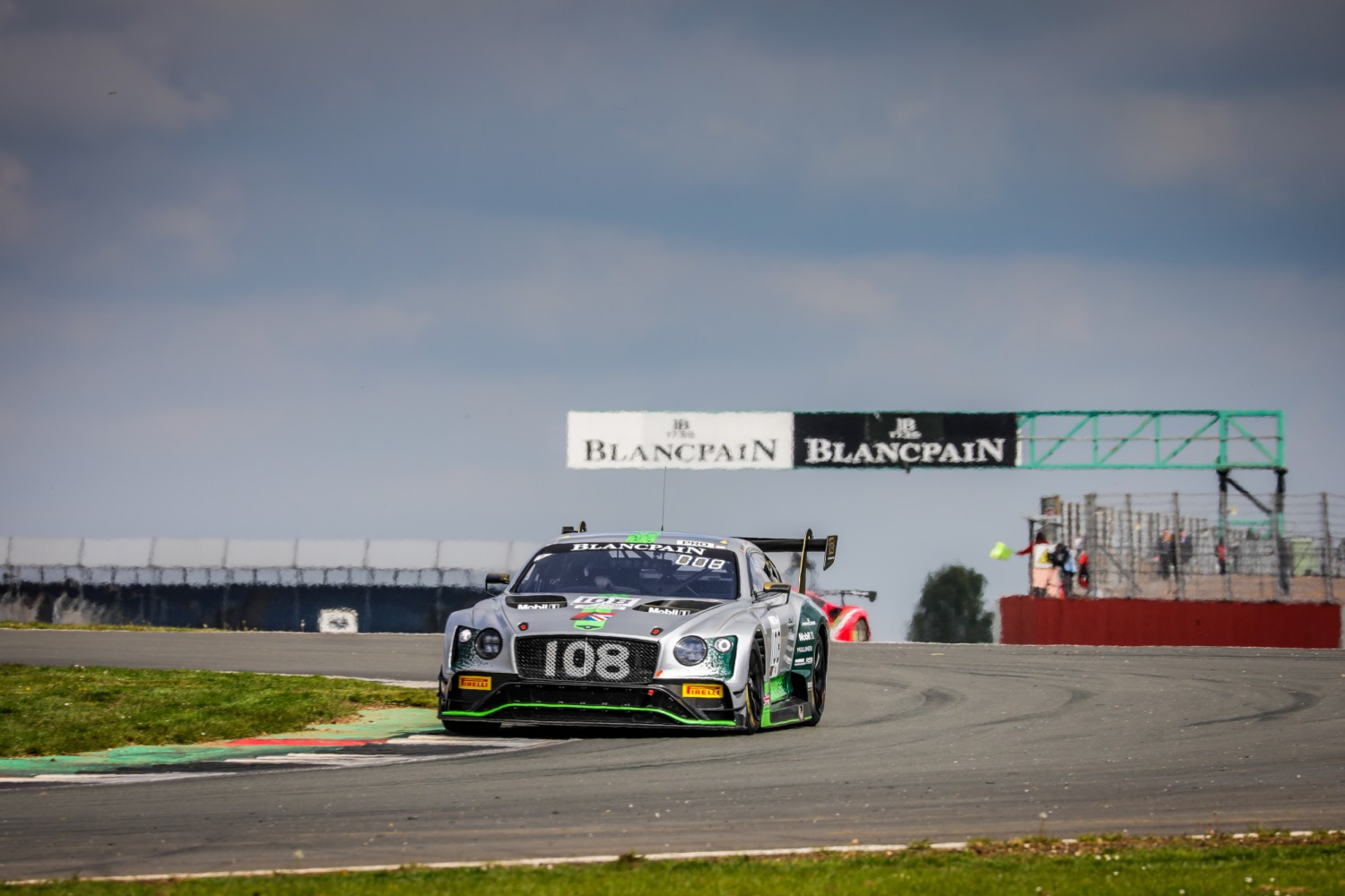 #108 Bentley Team M-Sport GBR Bentley Continental GT3 Alex Buncombe GBR Andy Soucek ESP Maxime Soulet BEL -, Free Practice  | SRO Motorsports Group