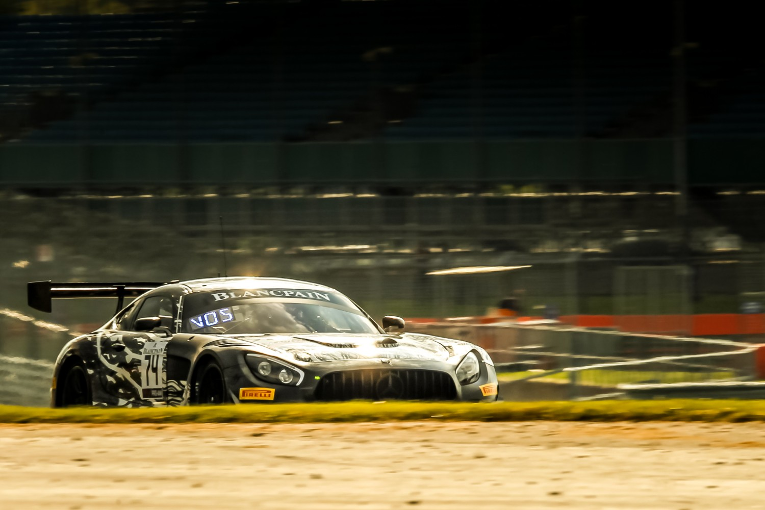 #74 Ram Racing GBR Mercedes-AMG GT3 Remon Vos NDL - - Tom Onslow-Cole GBR Pro-Am Cup  | SRO / Patrick Hecq Photography