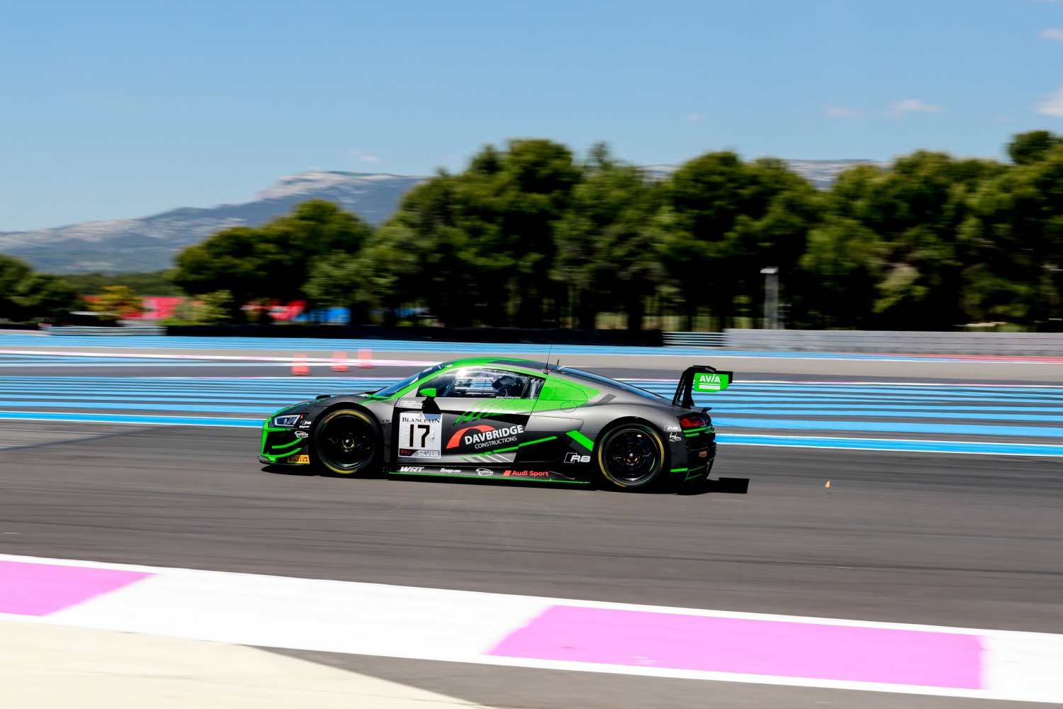 #17 Team WRT BEL Audi R8 LMS GT3 2019 Paul Petit FRA Alex MacDowall GBR Shae Davies AUS Silver Cup, Free Practice  | SRO / Patrick Hecq Photography