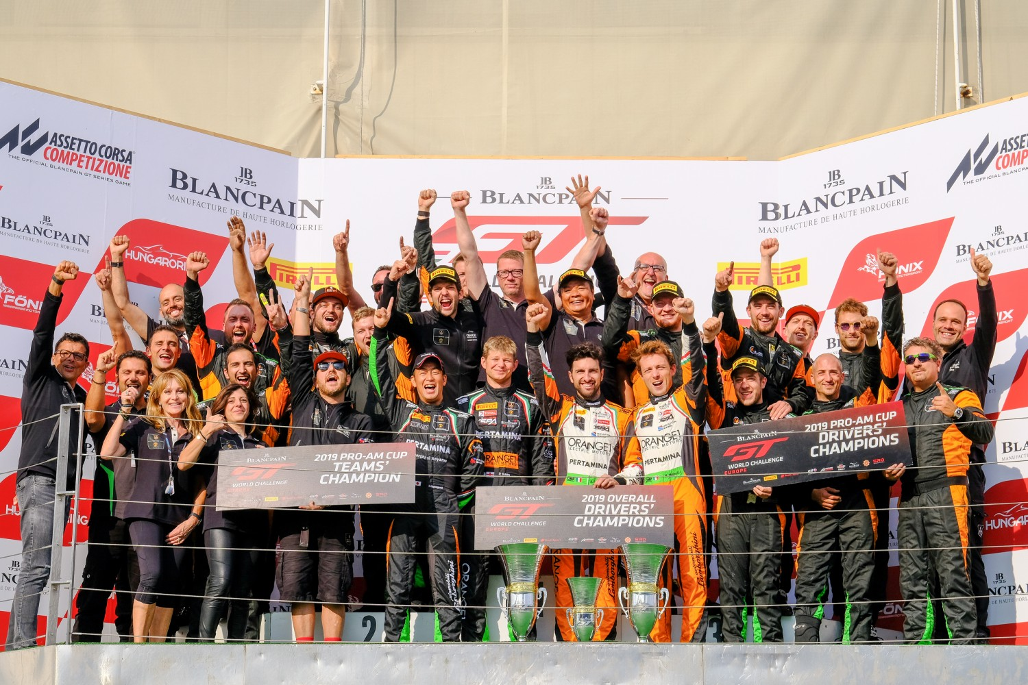 Official Site of Blancpain GT Series and Blancpain GT World
